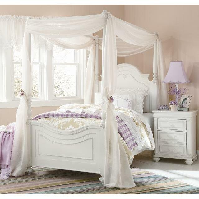 LC Kids Charlotte Panel Customizable Bedroom Set & Reviews ...