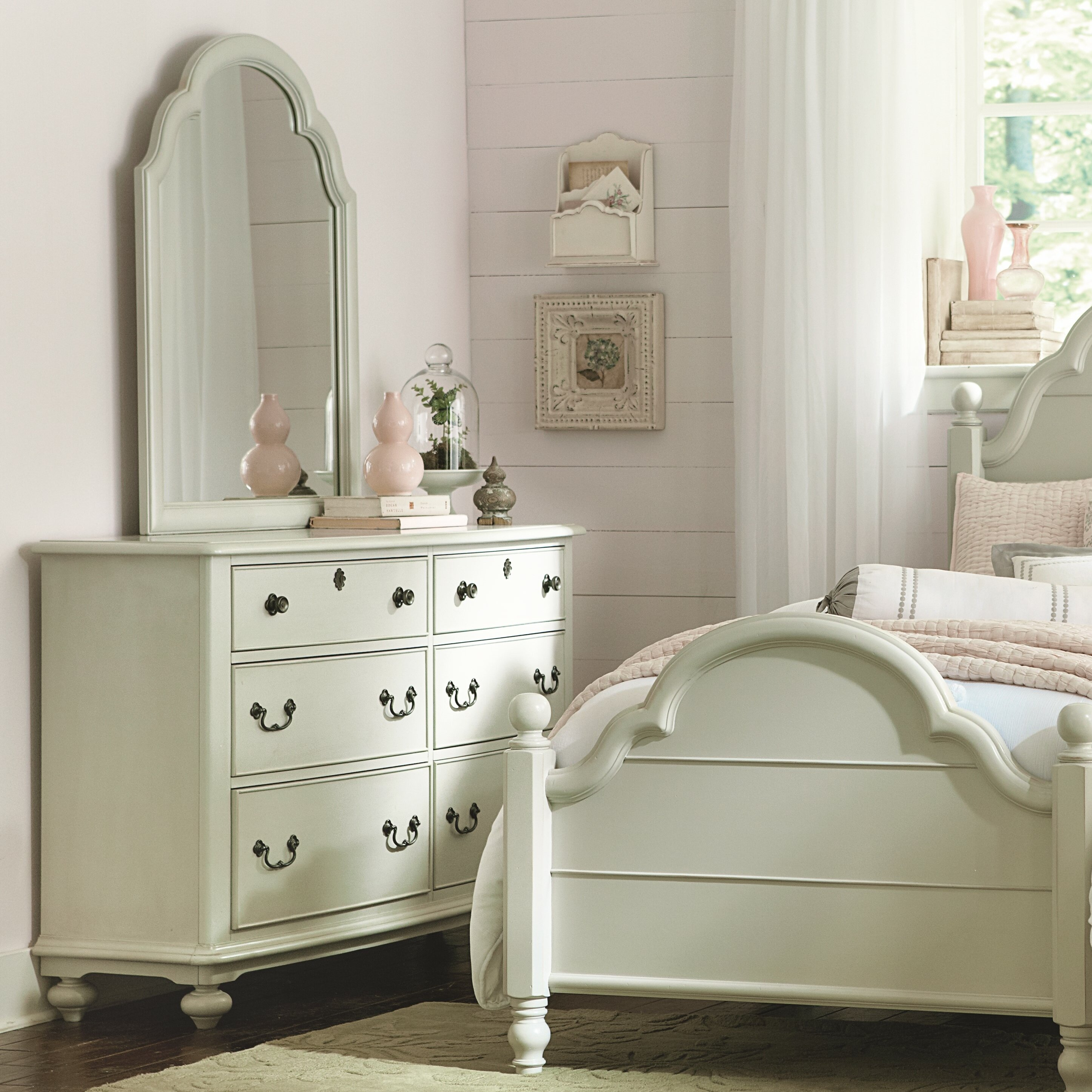 Lc Kids Inspirations By Wendy Bellissimo 6 Drawer Dresser