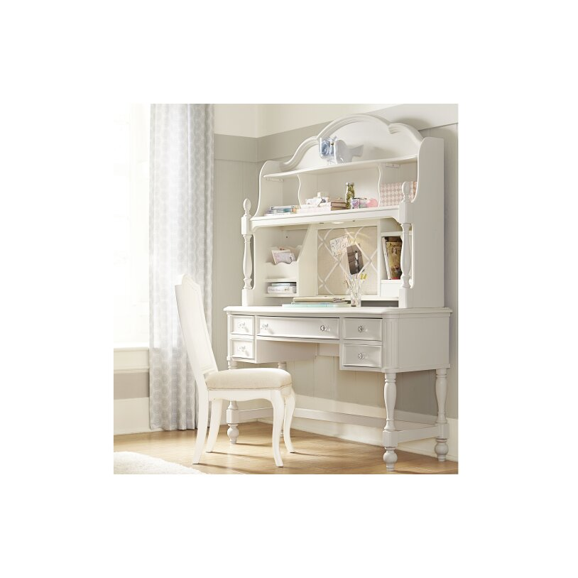 LC Kids Harmony by Wendy Bellissimo Kids Linen Desk Chair