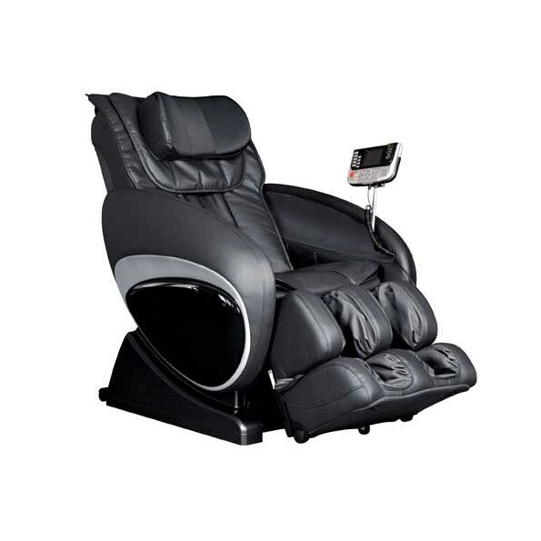 Cozzia 6027 Robotic Zero Gravity Reclining Massage Chair Reviews Wayfair