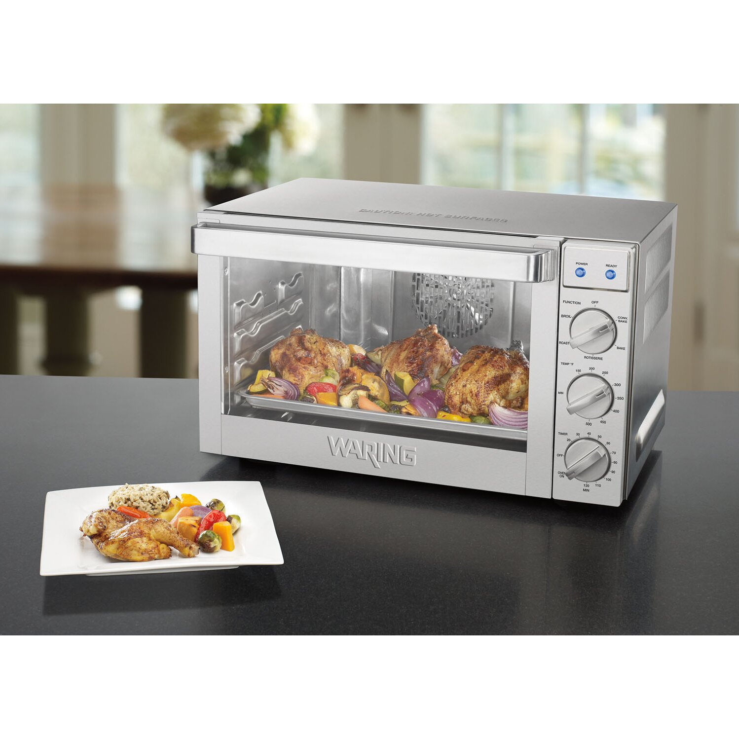 Commercial Countertop Convection Oven Reviews : ... Cubic Foot Commercial Countertop Convection Oven & Reviews Wayfair