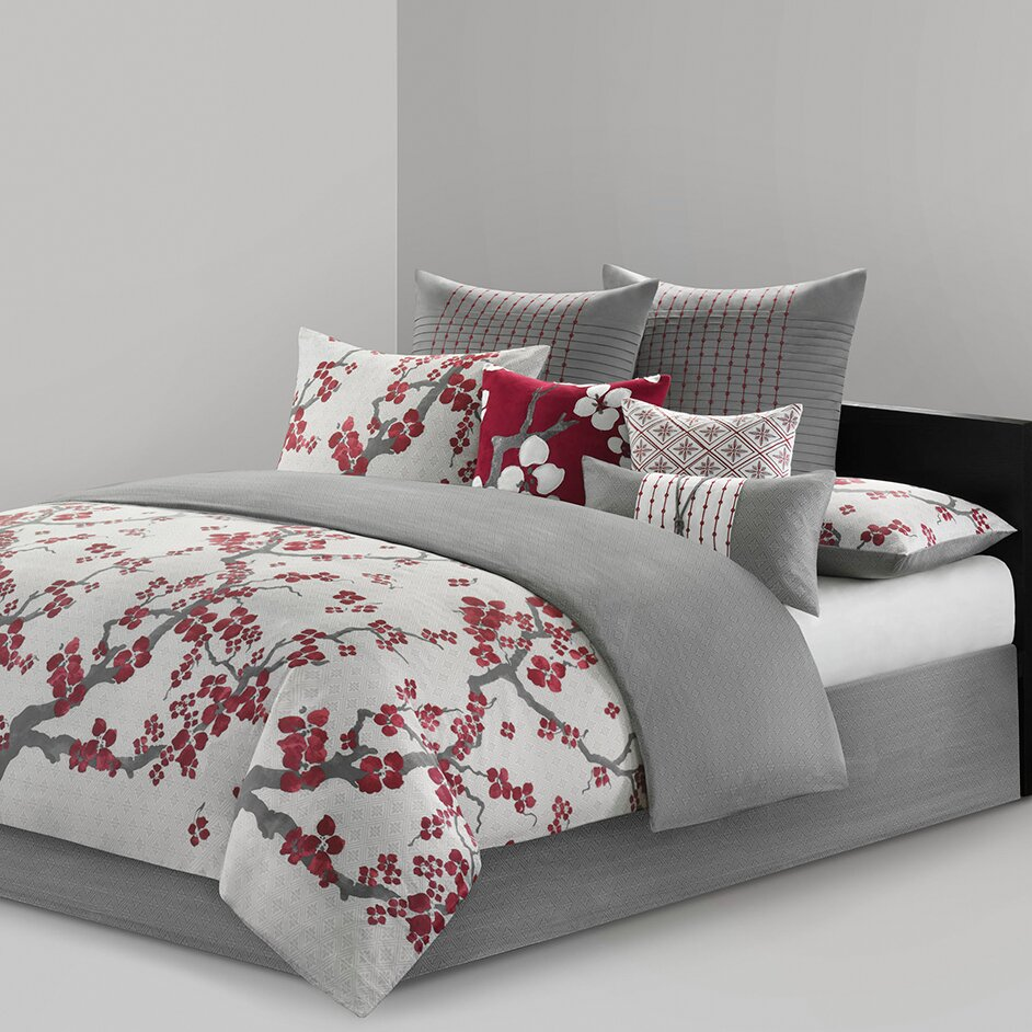 Natori Cherry Blossom Bedding Collection Amp Reviews Wayfair