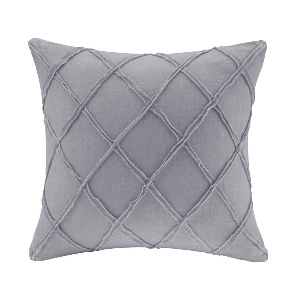 Harbor House Linen Throw Pillow & Reviews Wayfair
