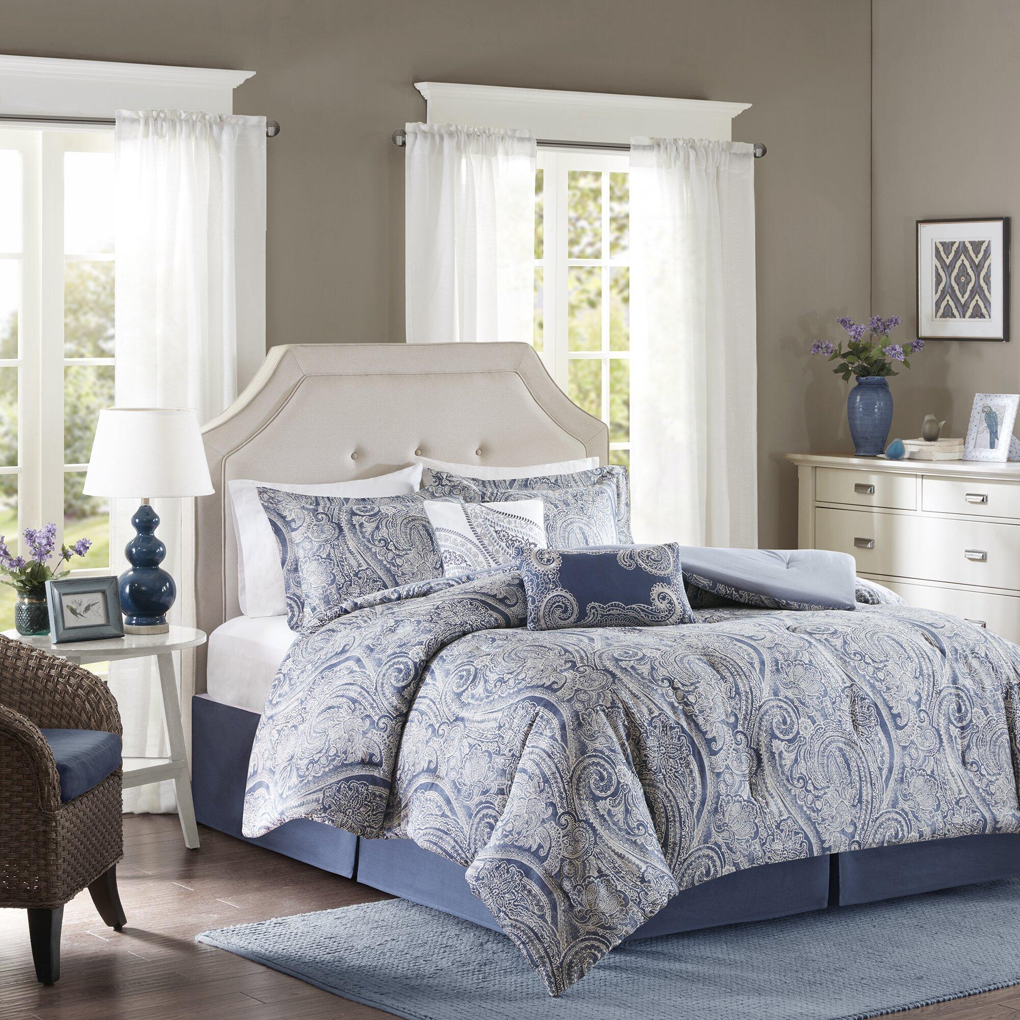 Harbor House Stella 6 Piece Comforter Set Amp Reviews Wayfair