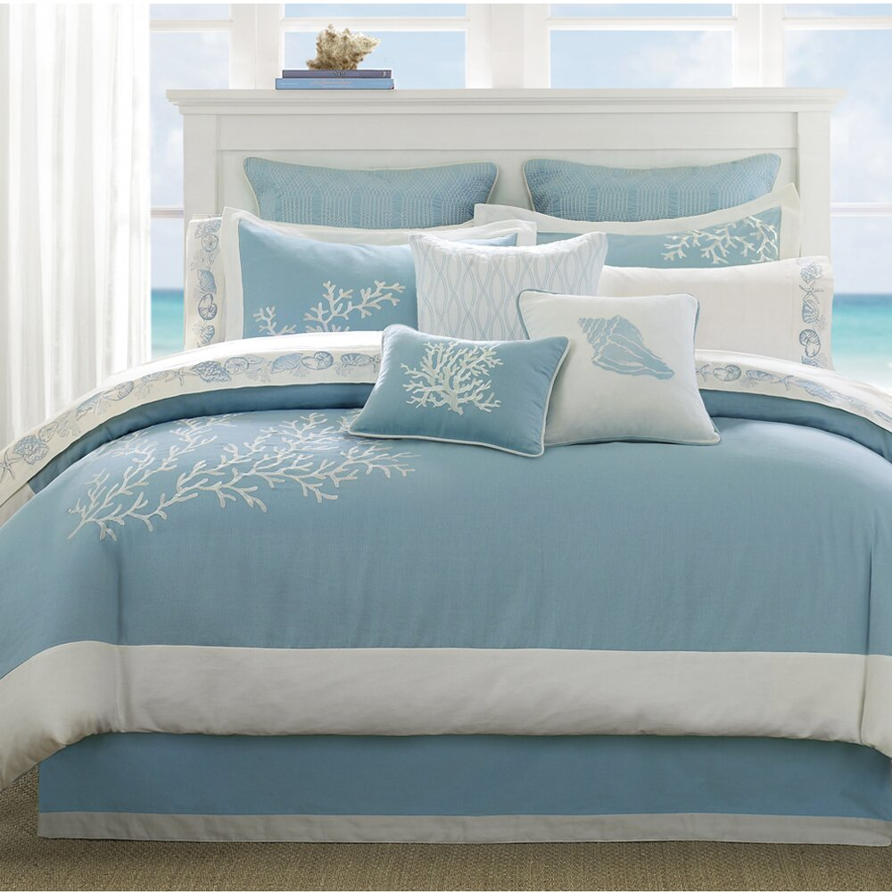 Harbor House Coastline Reversible Comforter Collection