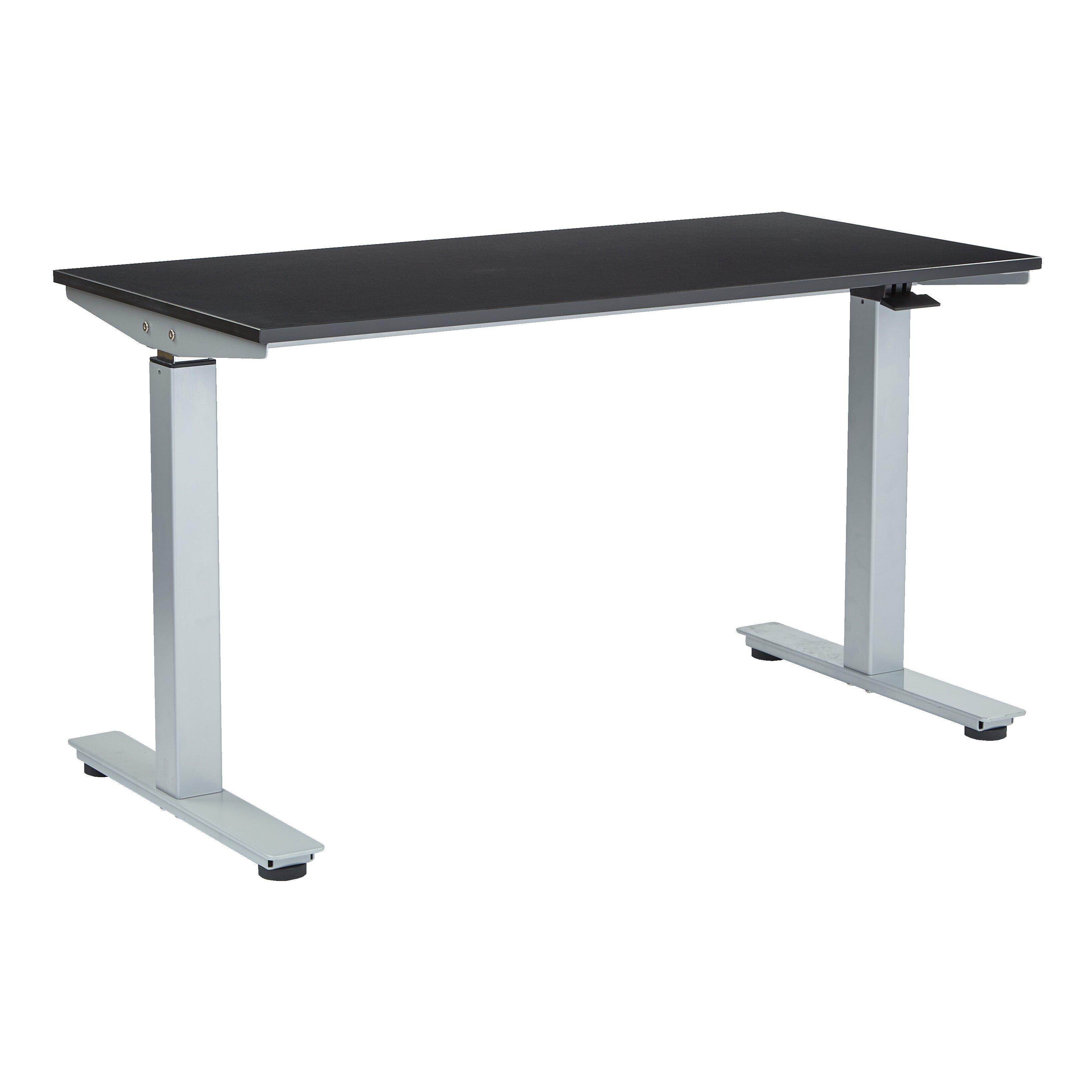 OSP Furniture Ascend Height Adjustable Desk & Reviews