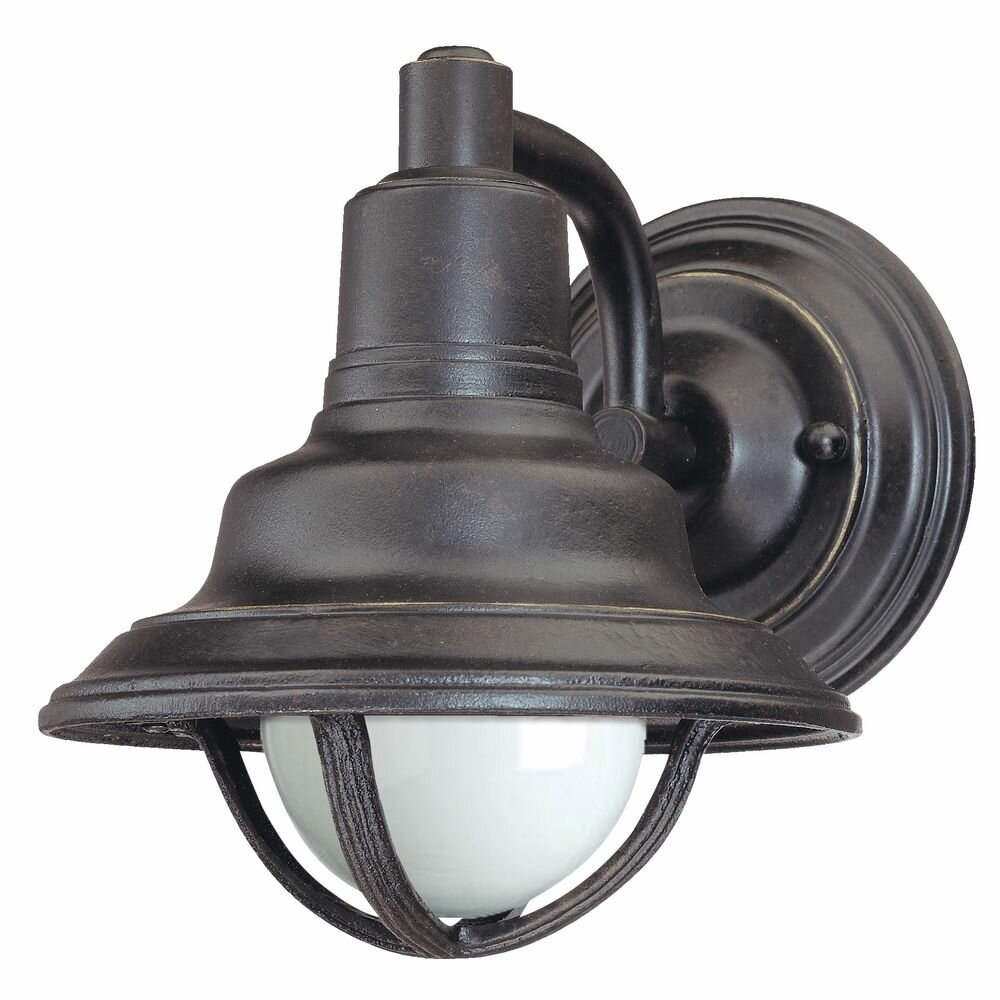 Dolan Designs Bayside 1 Light Outdoor Barn Light & Reviews