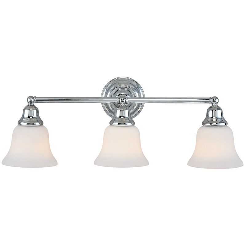 Dolan Designs Brockport 3 Light Vanity Light & Reviews Wayfair