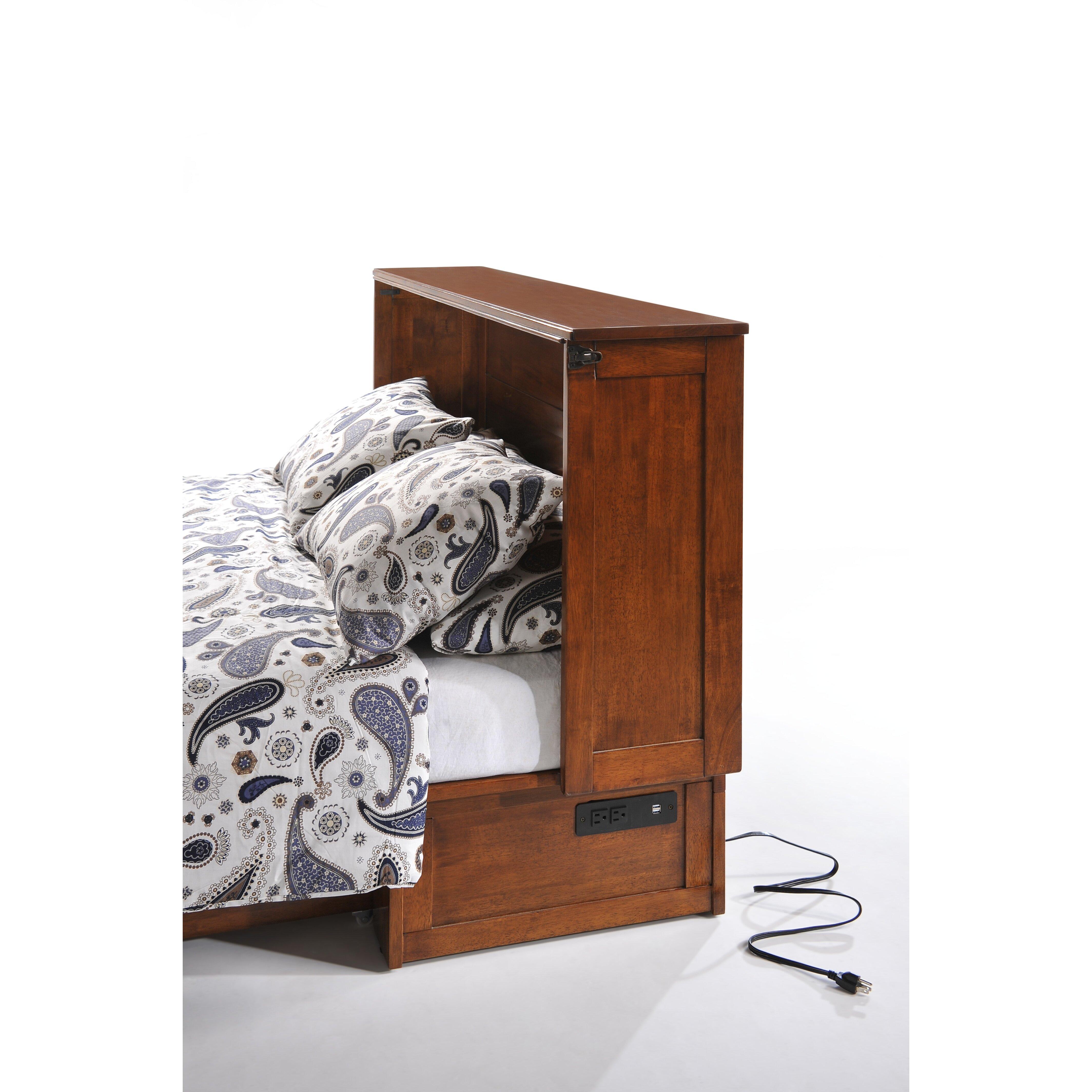 Night Day Queen Murphy Cabinet Bed Reviews Wayfair