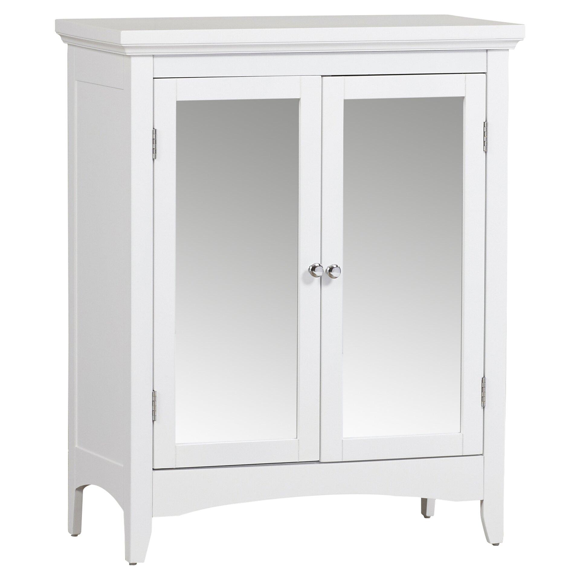 "Wayfair Free Standing Kitchen Cabinets: Alcott Hill Langport 26"" X 32"" Free Standing Cabinet"