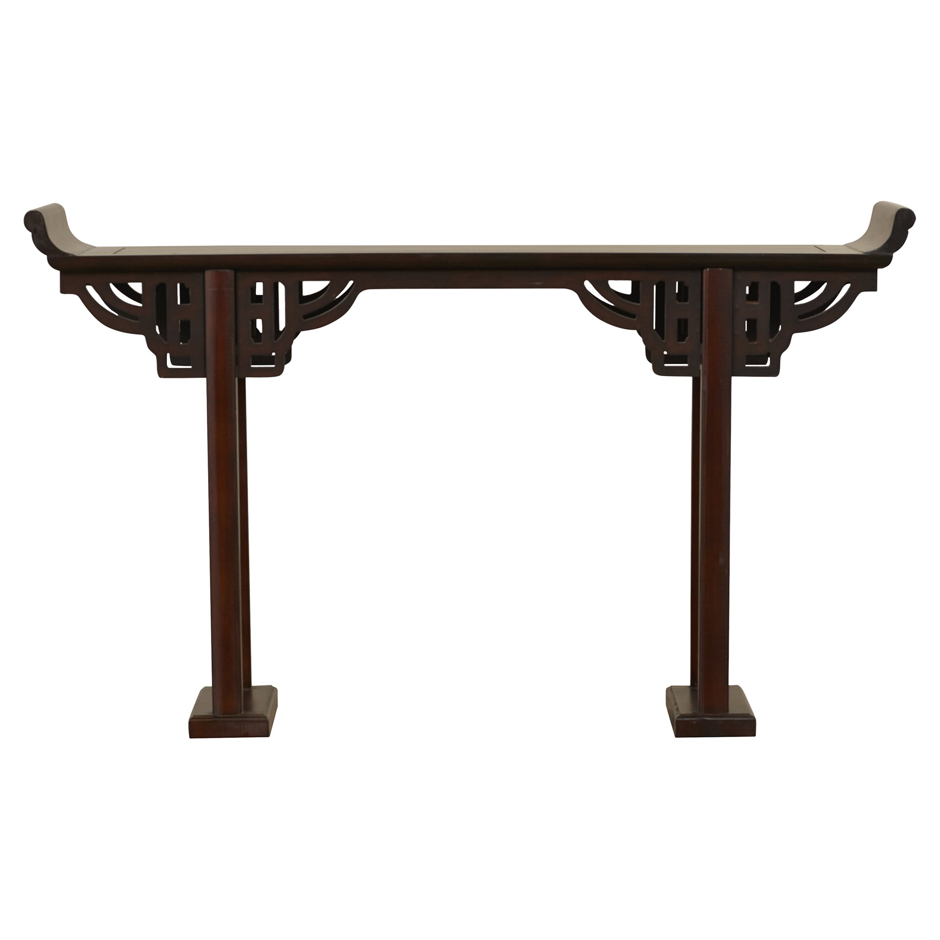 5 Console Table ~ World menagerie quot kale solid wood console table