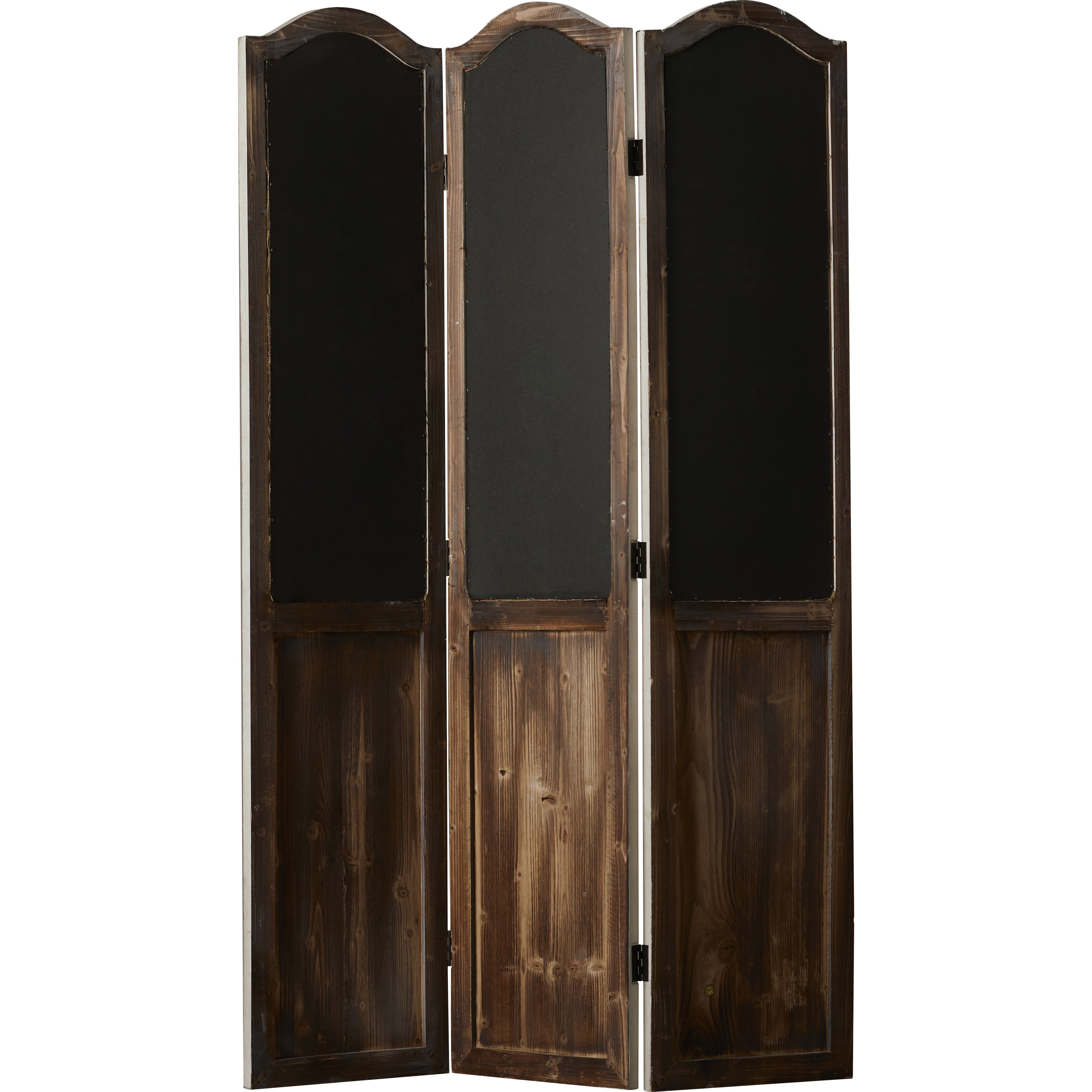 Lark Manor Ivraie 71 X 48 Folding 3 Panel Room Divider