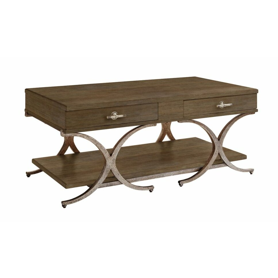 Coastal living by stanley furniture resort coffee table for Living coffee table