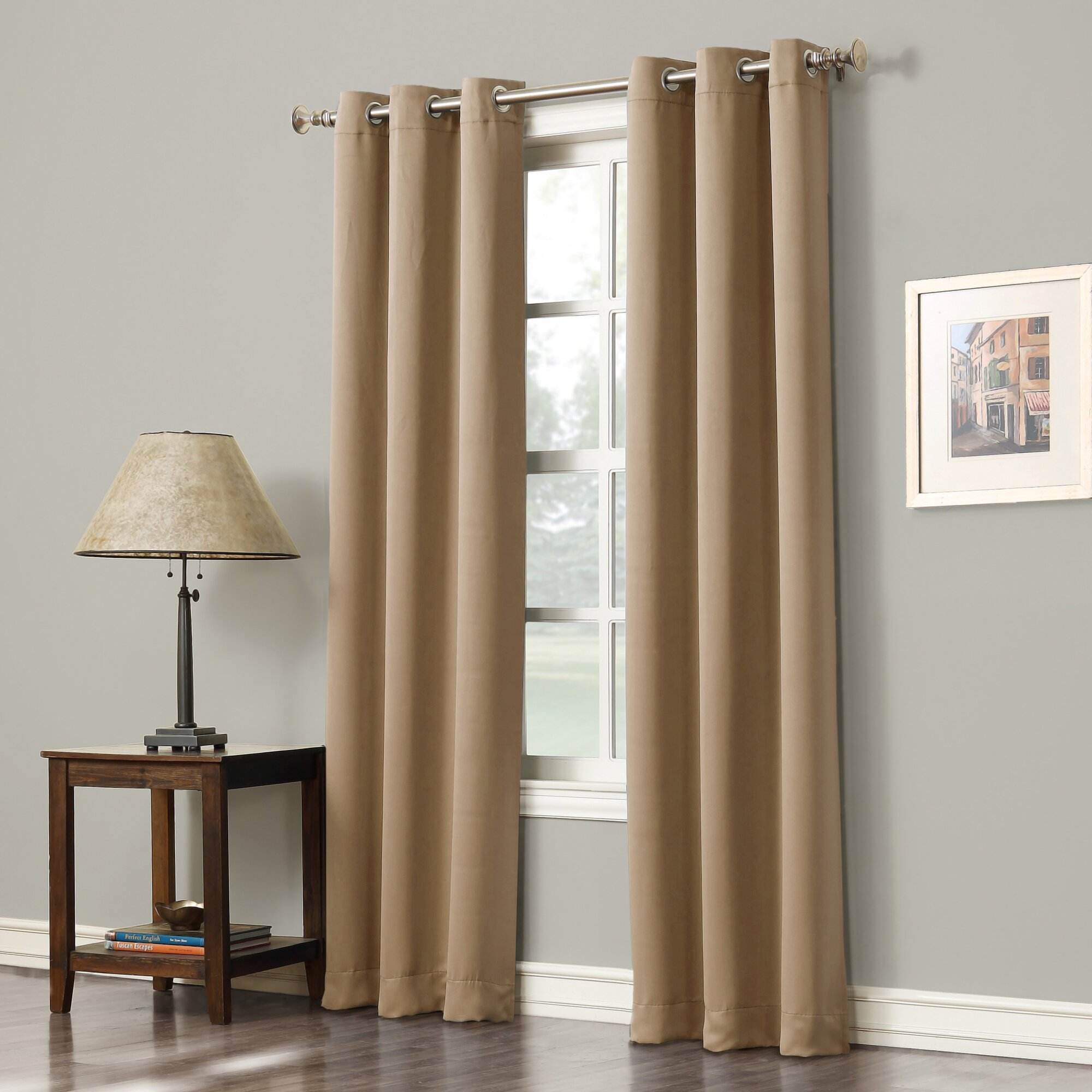 wayfair curtains on sale wayfair basics wayfair basics blackout grommet single 7022