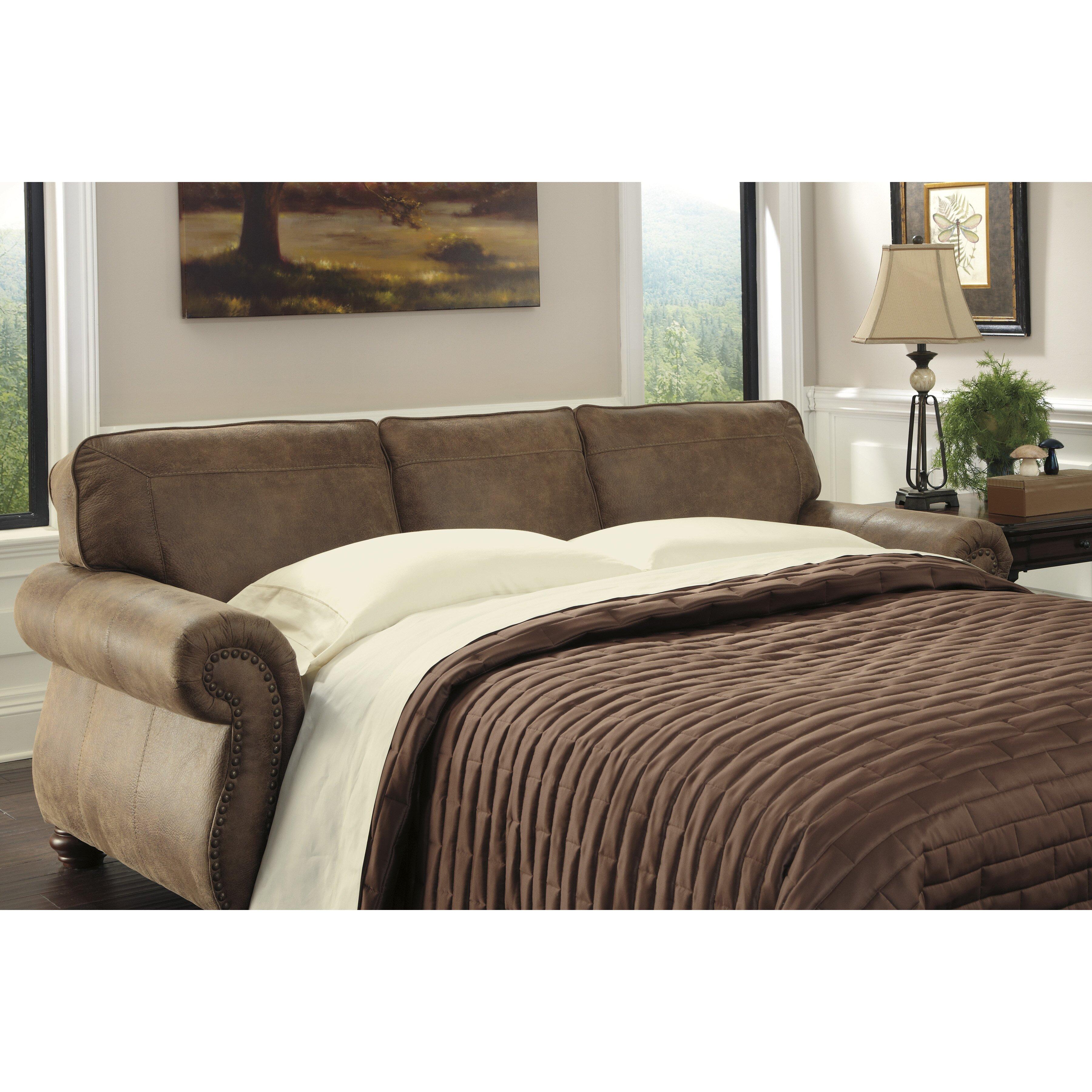 Signature Design By Ashley Larkinhurst Sleeper Sofa Reviews Wayfair