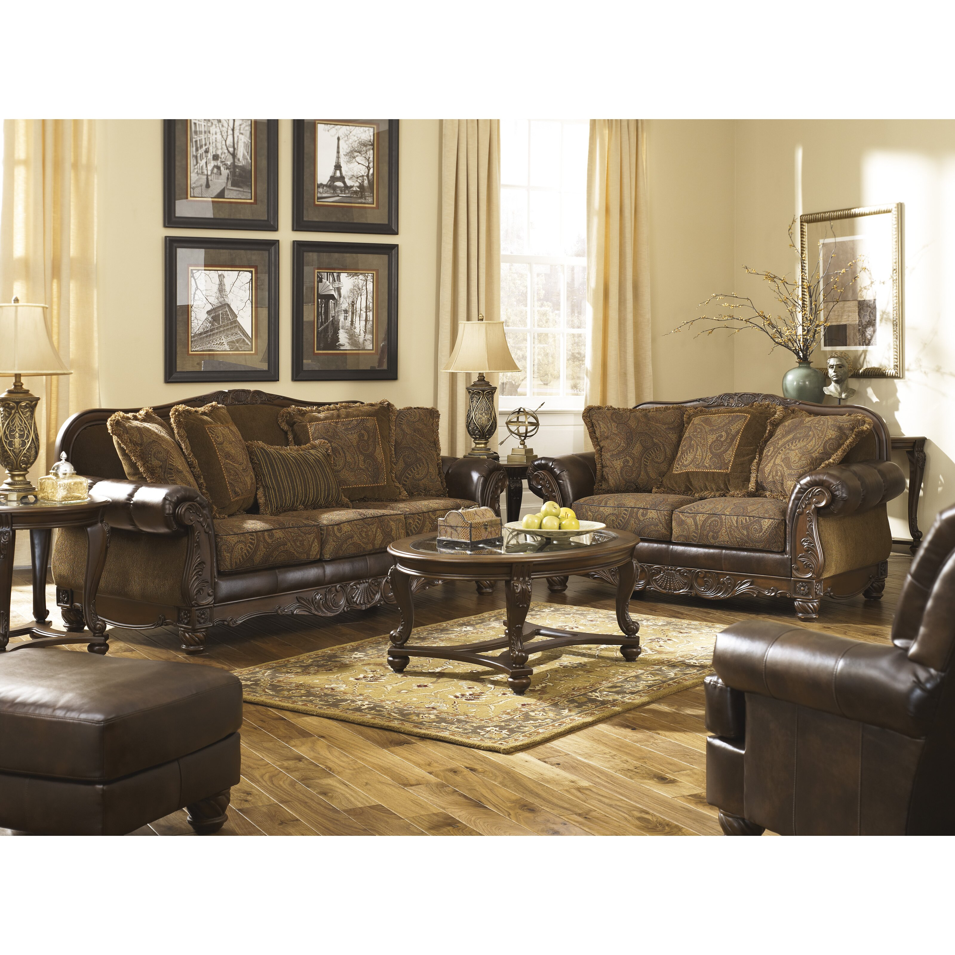 Ashley Curniture: Signature Design By Ashley Newbern Living Room Collection