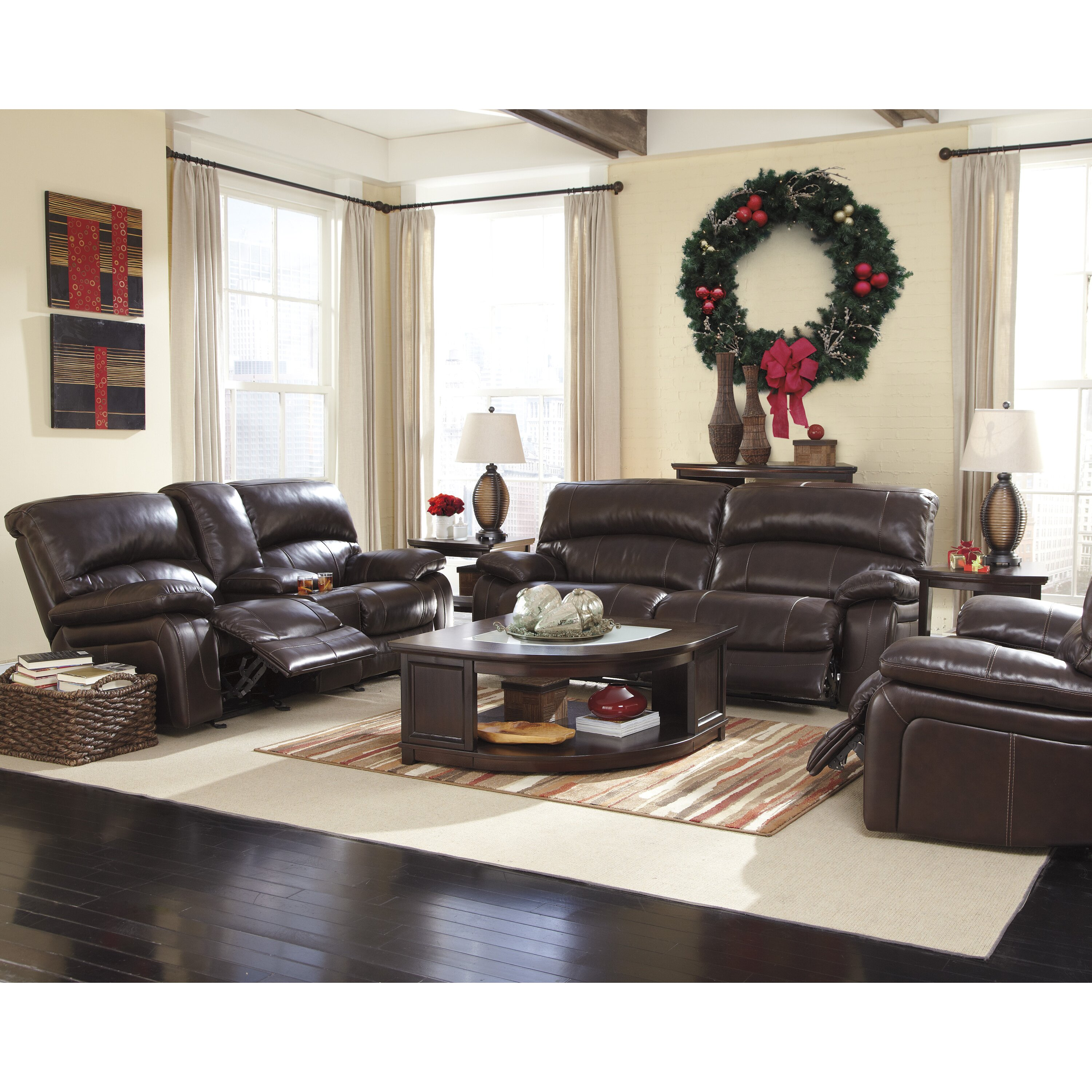 Ashley Signature Collection: Signature Design By Ashley Dormont Living Room Collection