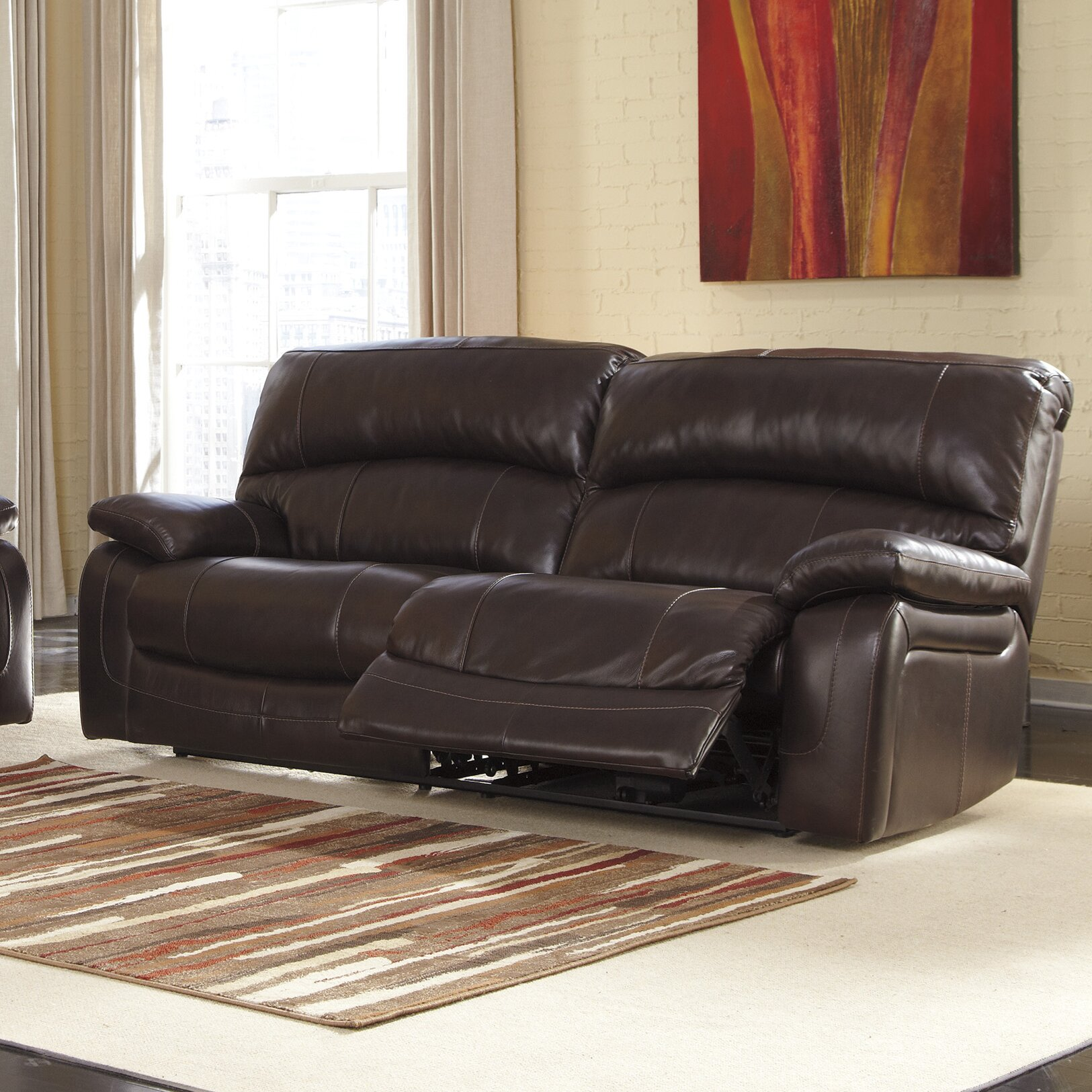Signature Design By Ashley Dormont Double Seat Power