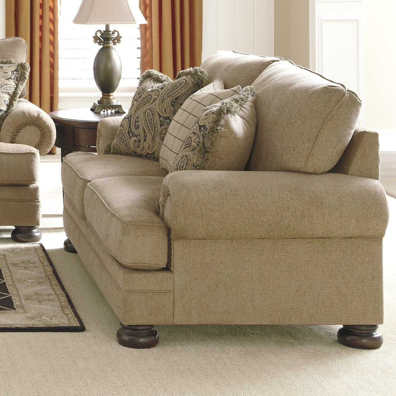 Ashley Signature Collection: Signature Design By Ashley Dozier Living Room Collection