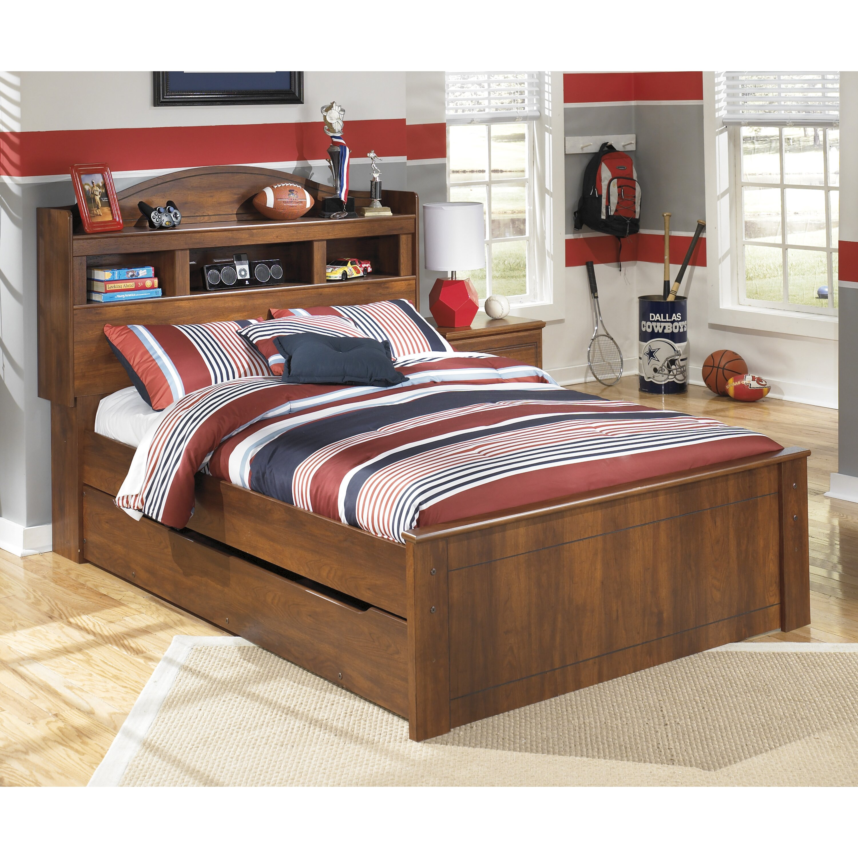 Signature Design By Ashley Barchan Panel Bed Reviews