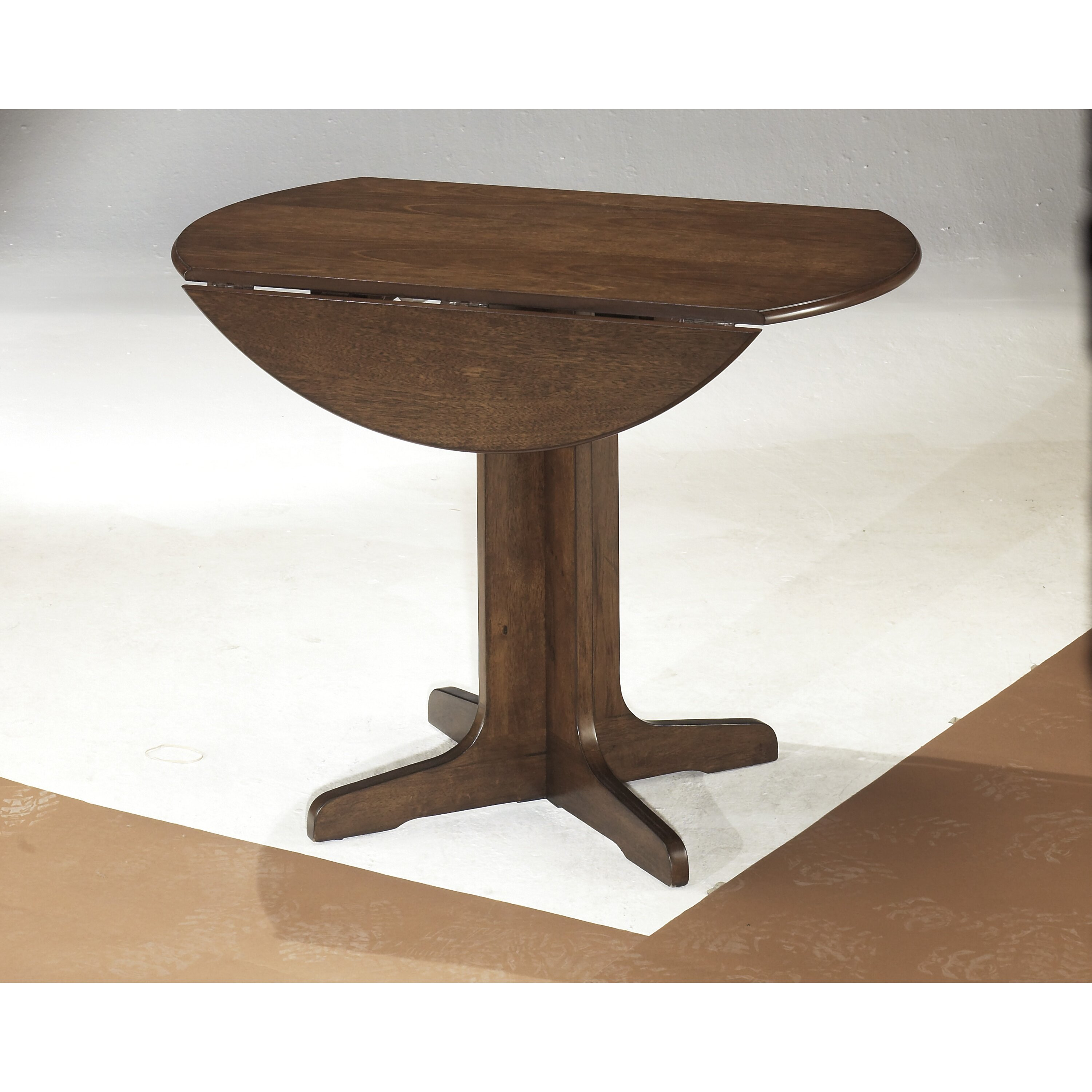 Signature design by ashley stuman drop leaf dining table for Dining room table replacement leaf