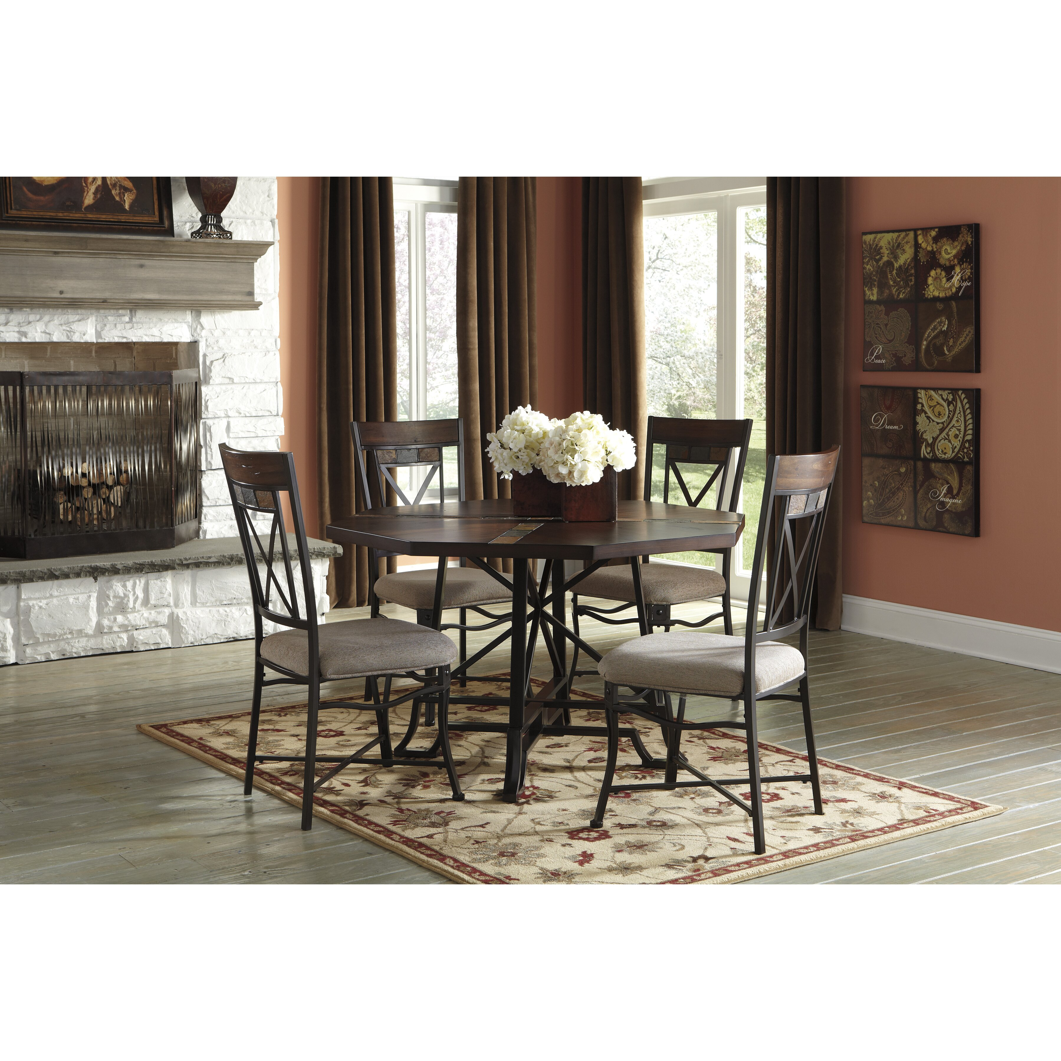 Signature Design By Ashley Vinasville Dining Table