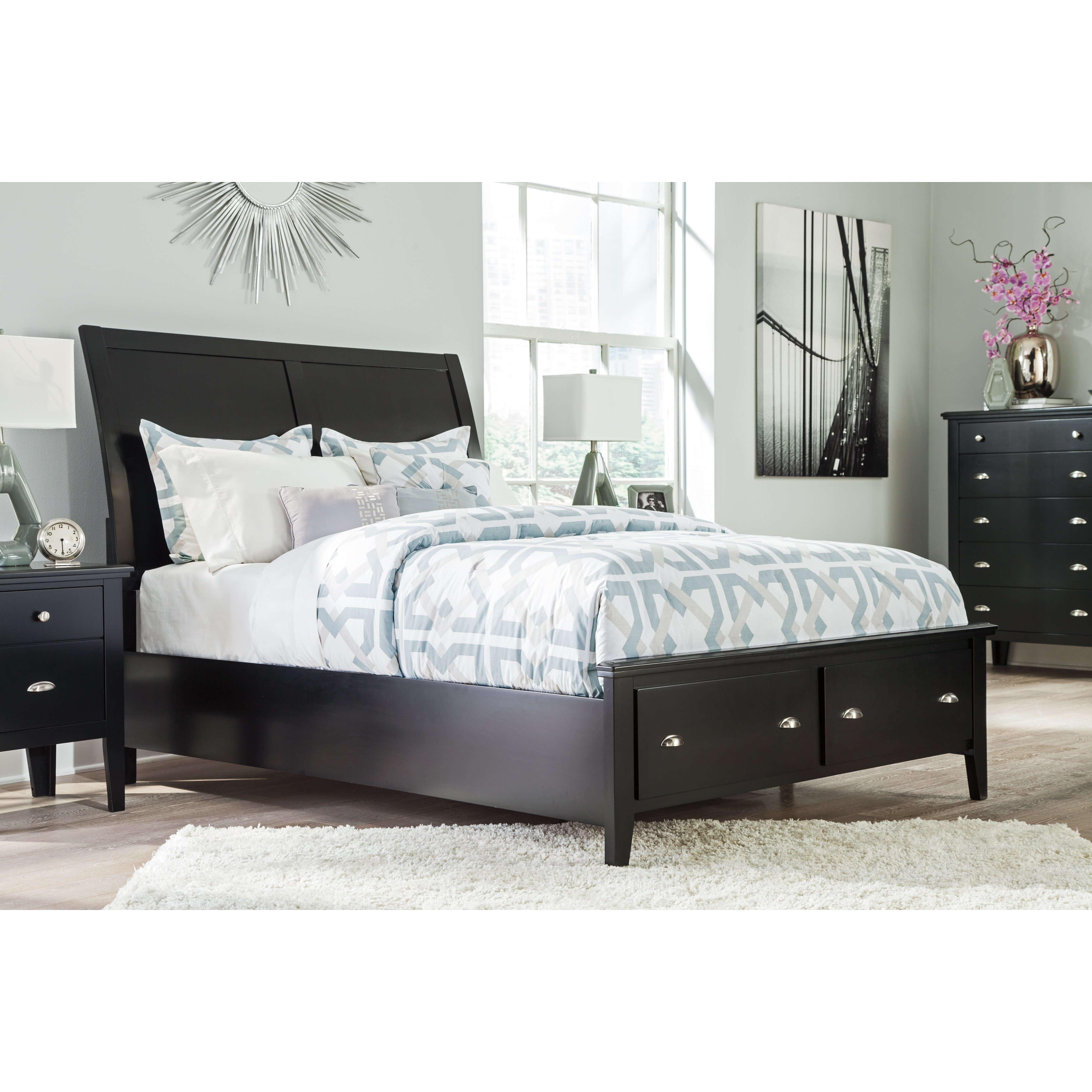 Signature Design By Ashley Braflin Panel Customizable Bedroom Set Reviews Wayfair
