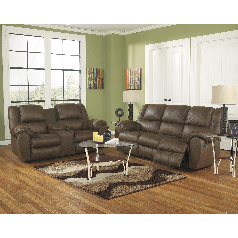 Ashley Furniture Nh: Signature Design By Ashley Weatherly Reclining Sofa