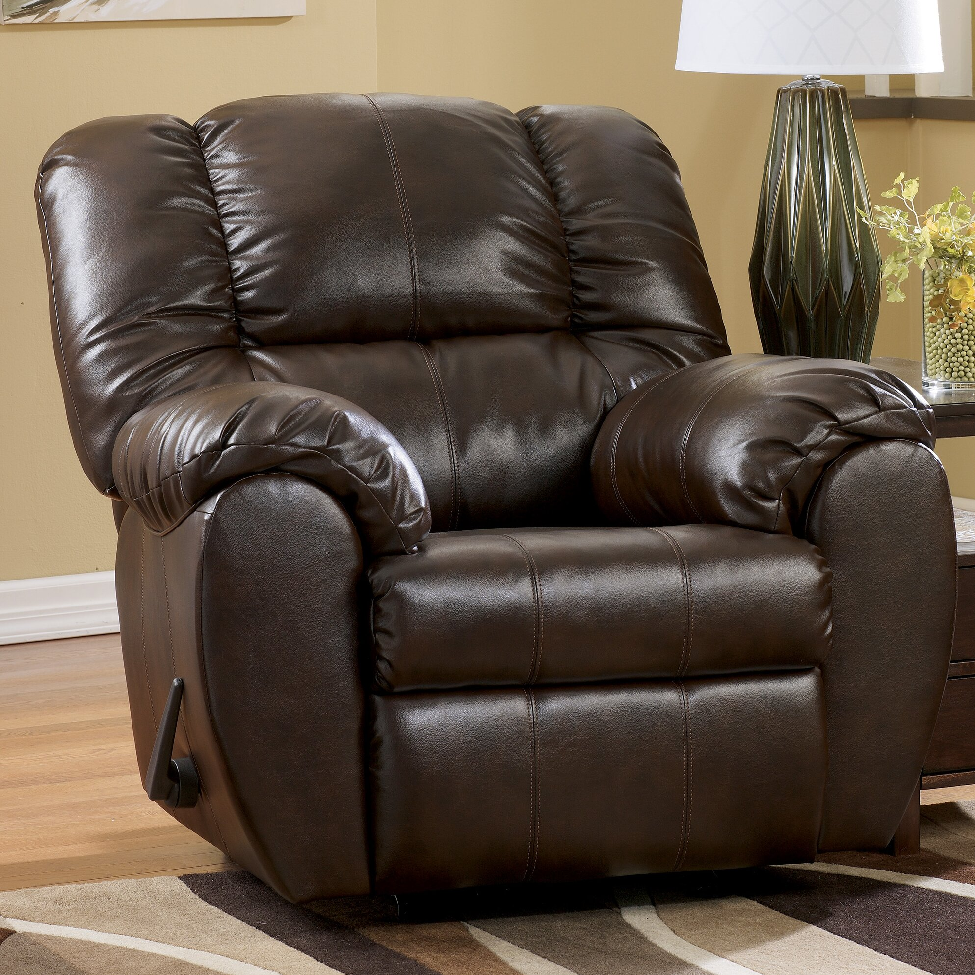 Signature Design by Ashley Jack Chaise Recliner & Reviews