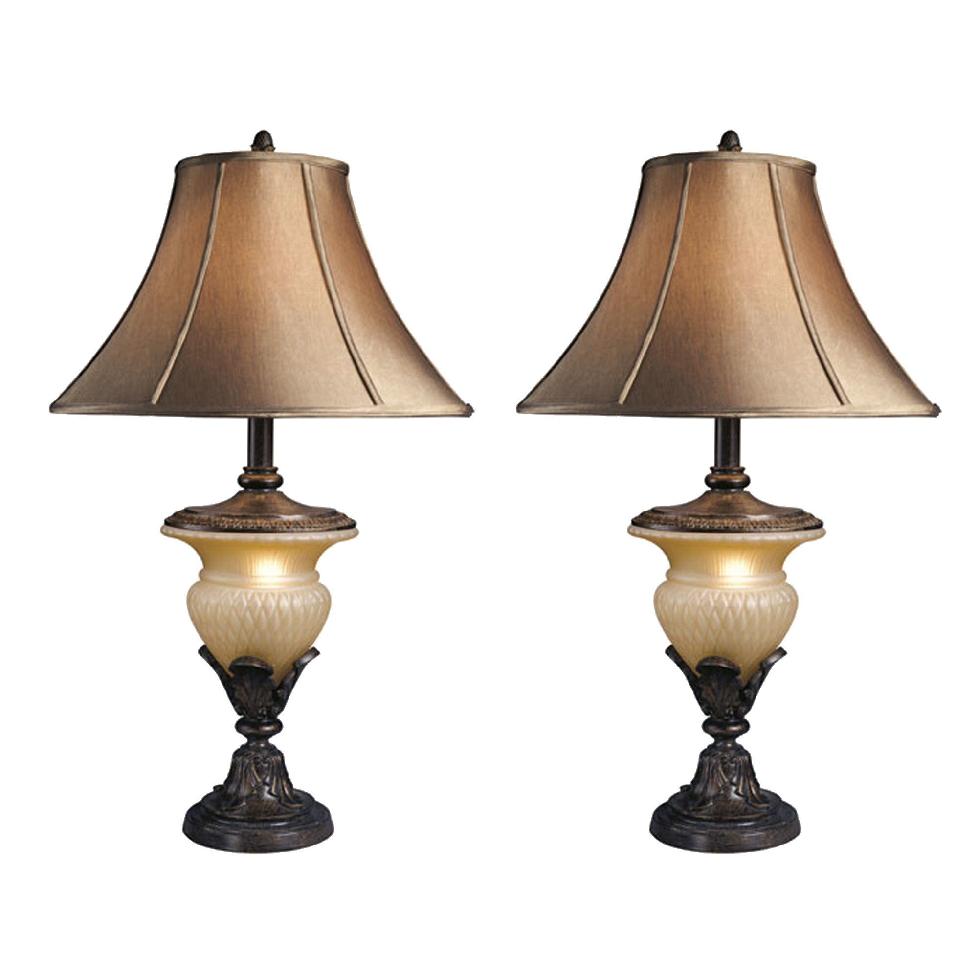 ... Bedside Lamps; Wayfair Table Lamps Canada By Signature Design By Ashley  Danielle 34 Quot Table Lamps Set ...