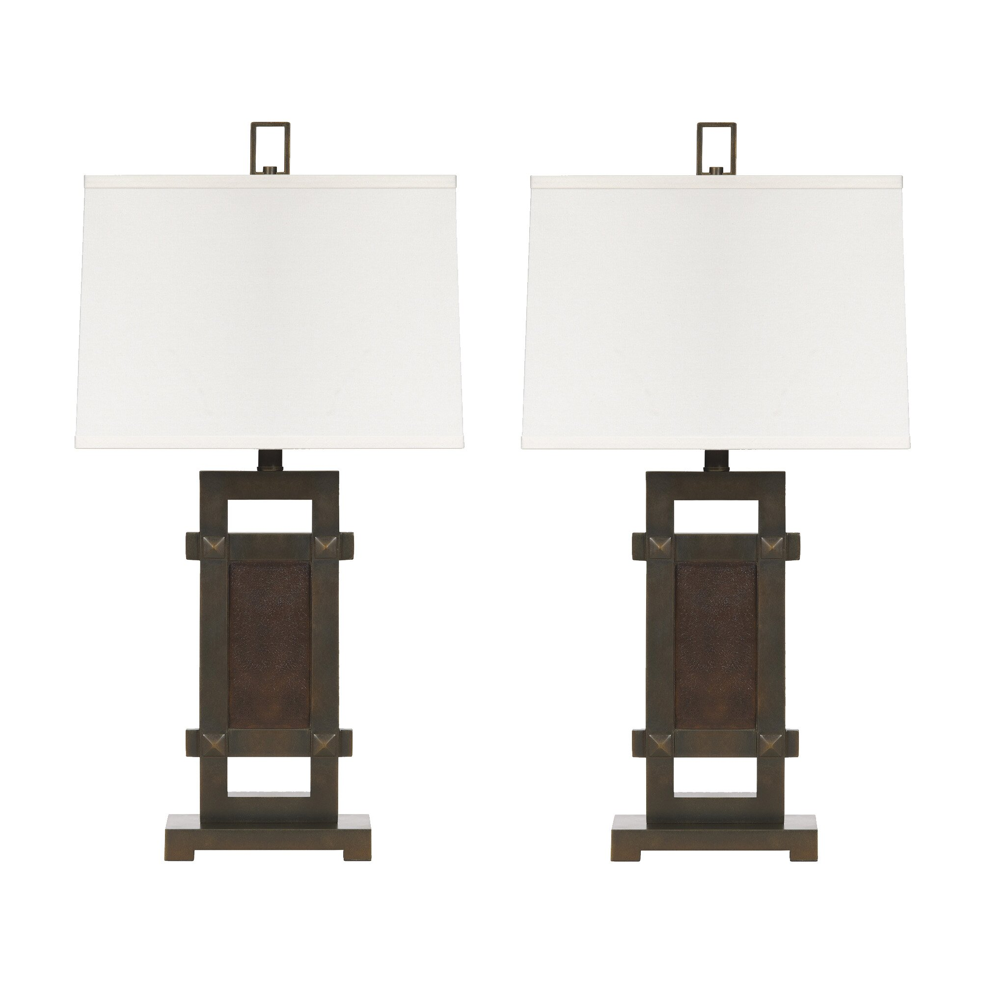 Signature Design By Ashley Sesen 306 Table Lamps Set Of