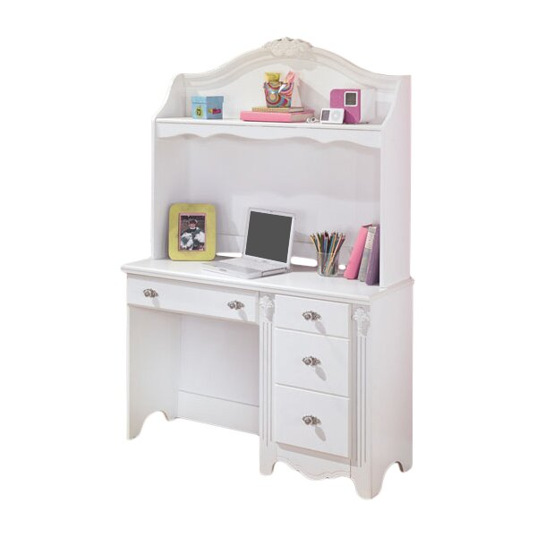 Signature Design By Ashley Lydia Kids Desk With Keyboard
