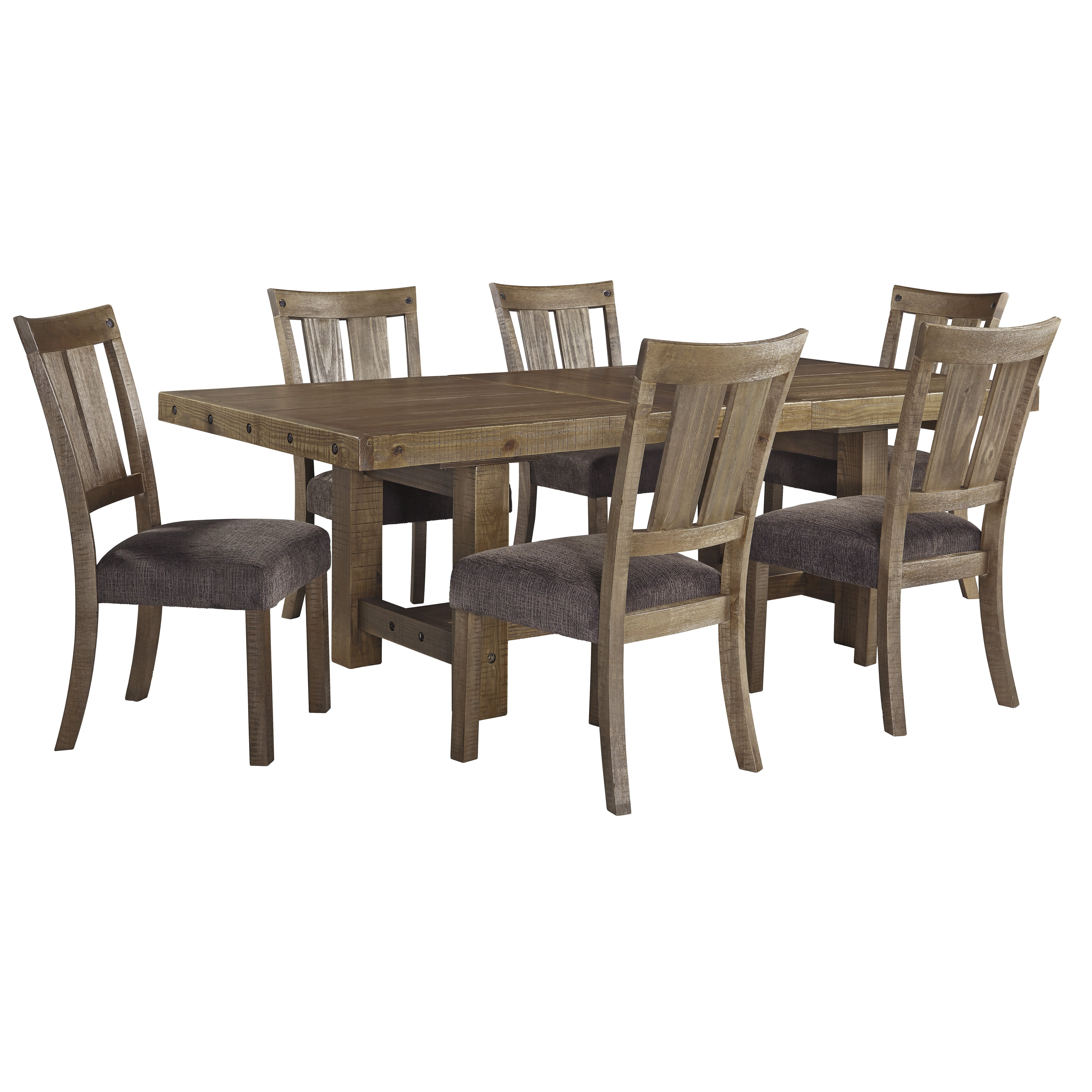 Ashley Dining Table: Signature Design By Ashley Extendable Dining Table