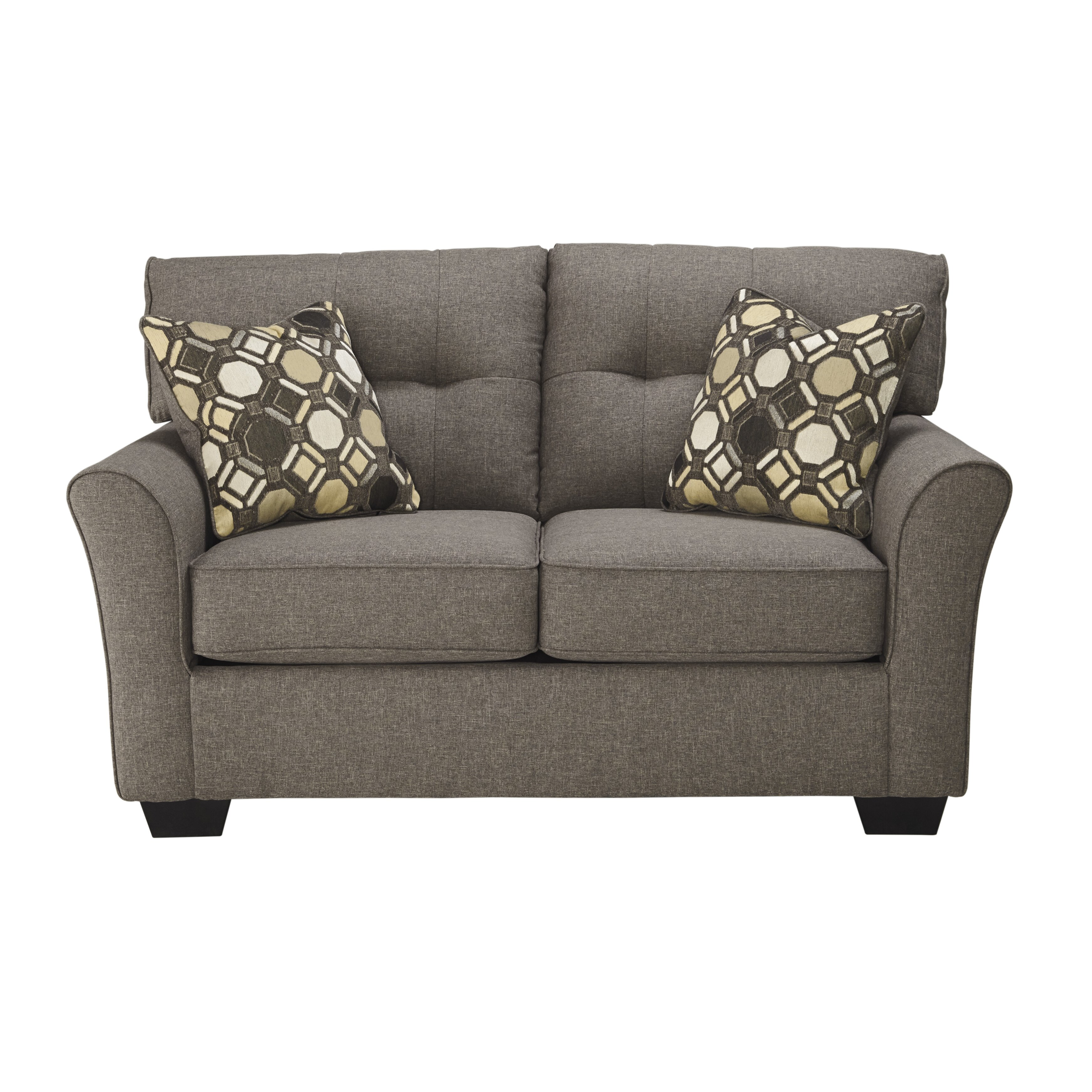 Signature Design By Ashley Tibbee Loveseat & Reviews