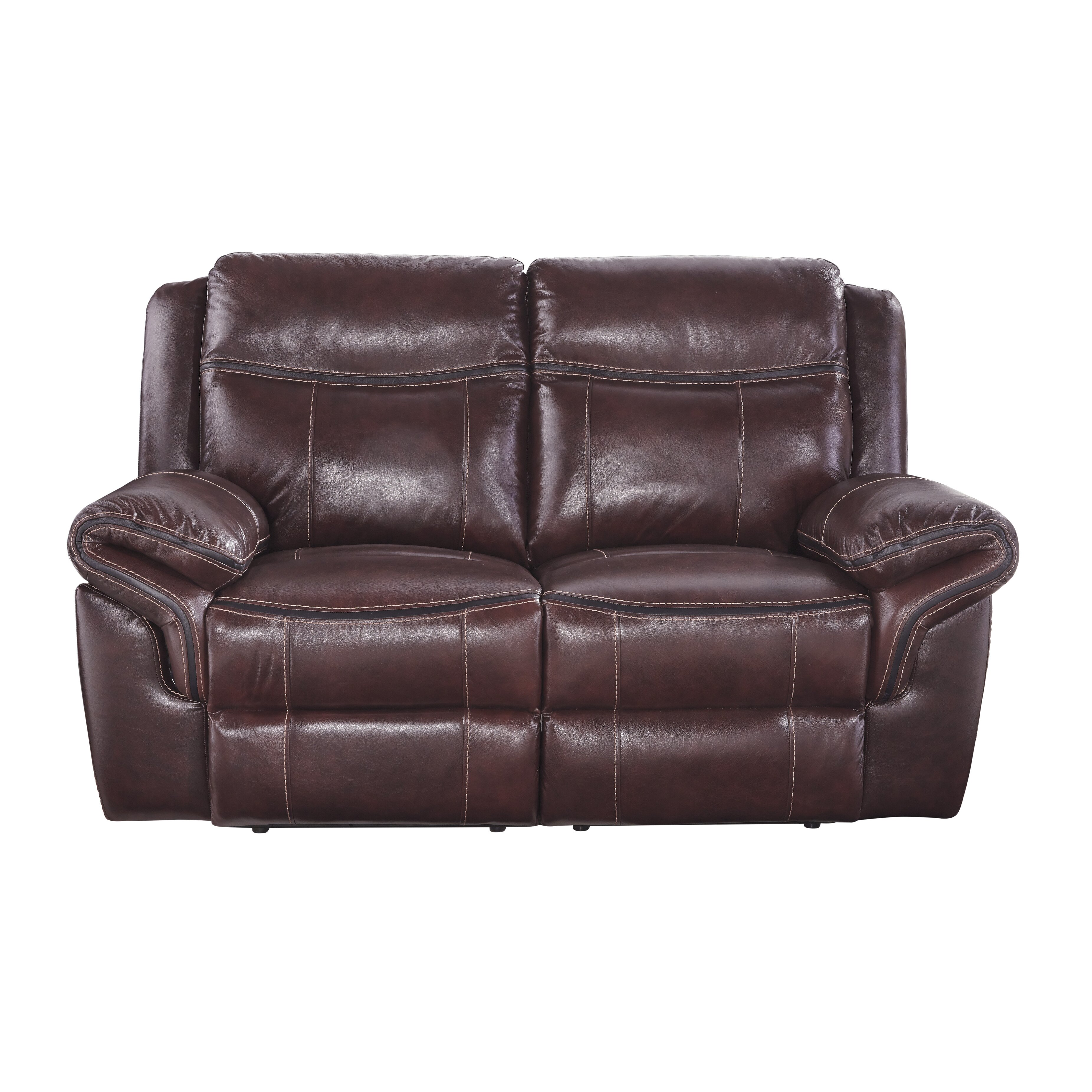 Signature Design By Ashley Reclining Loveseat Wayfair