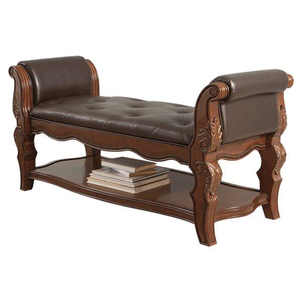 Signature Design By Ashley Ledelle Upholstered Bedroom Bench Reviews Wayfair