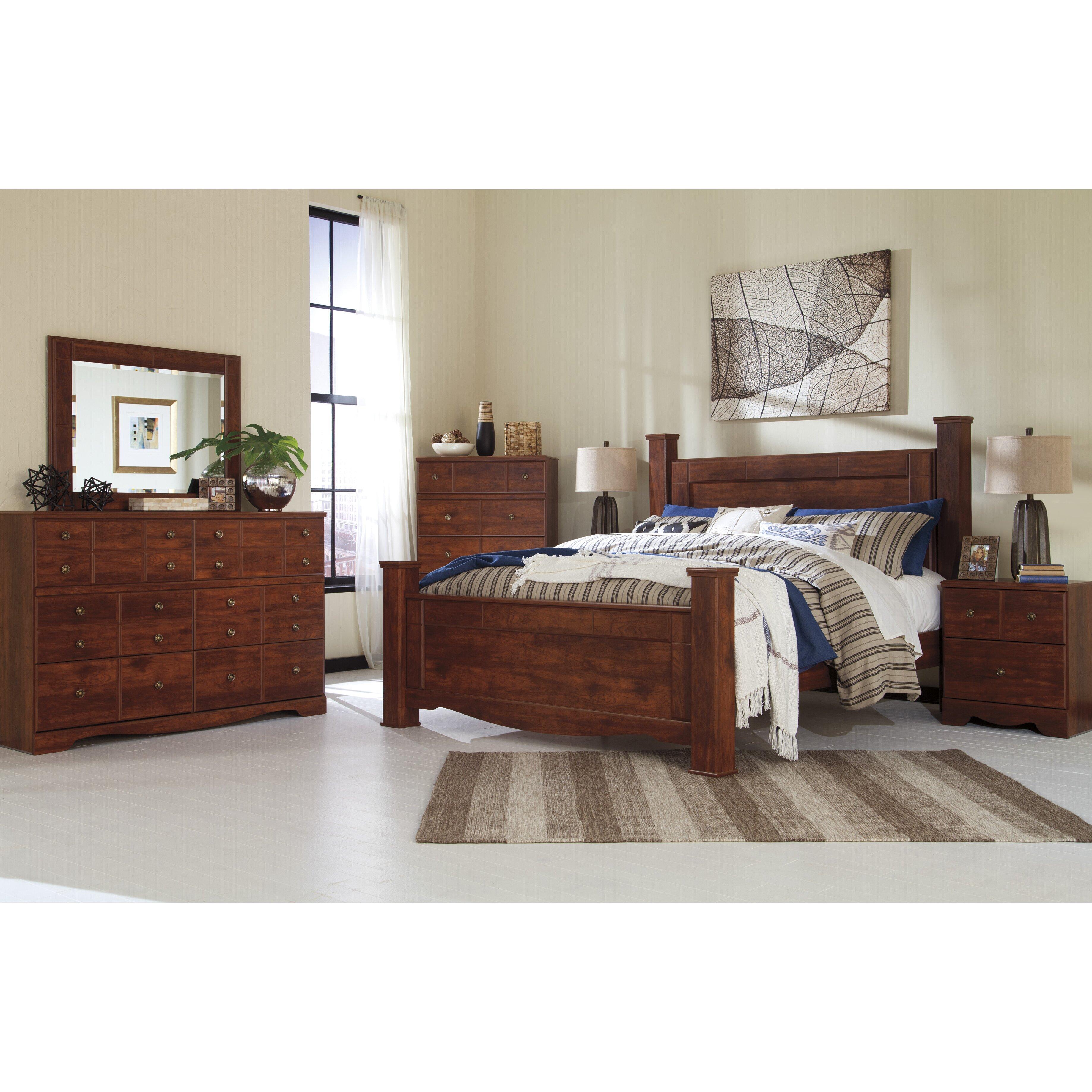 Signature Design By Ashley Brittberg Panel Customizable Bedroom Set Reviews