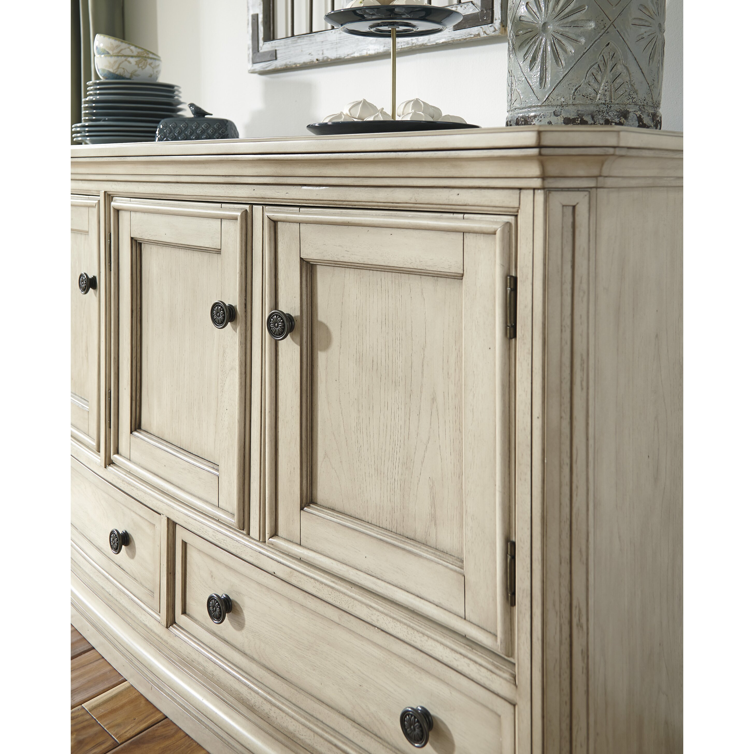 Signature Design By Ashley Dining Room Server & Reviews