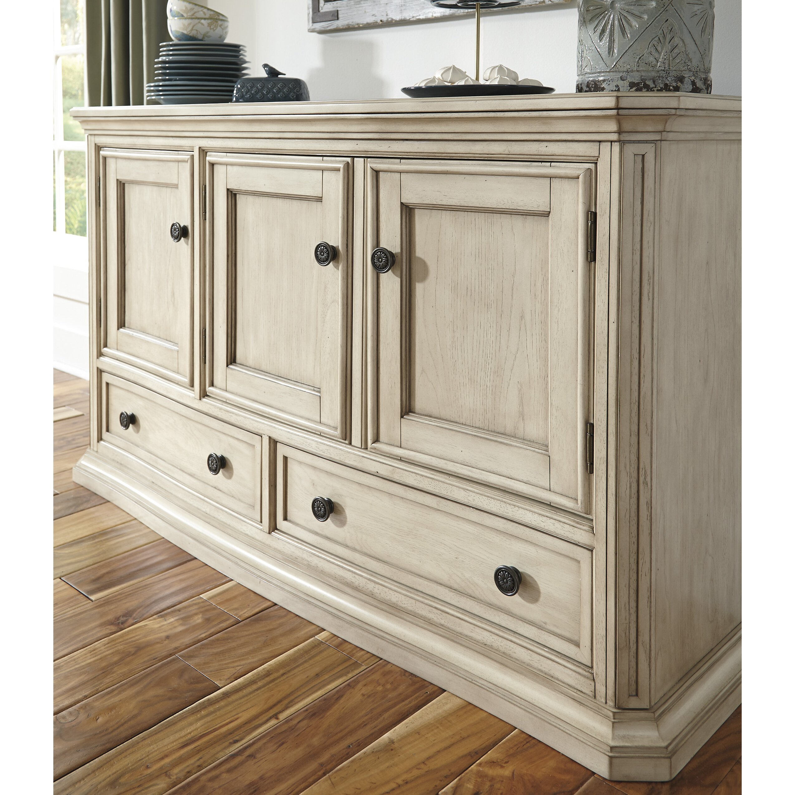 Server For Dining Room: Signature Design By Ashley Dining Room Server & Reviews