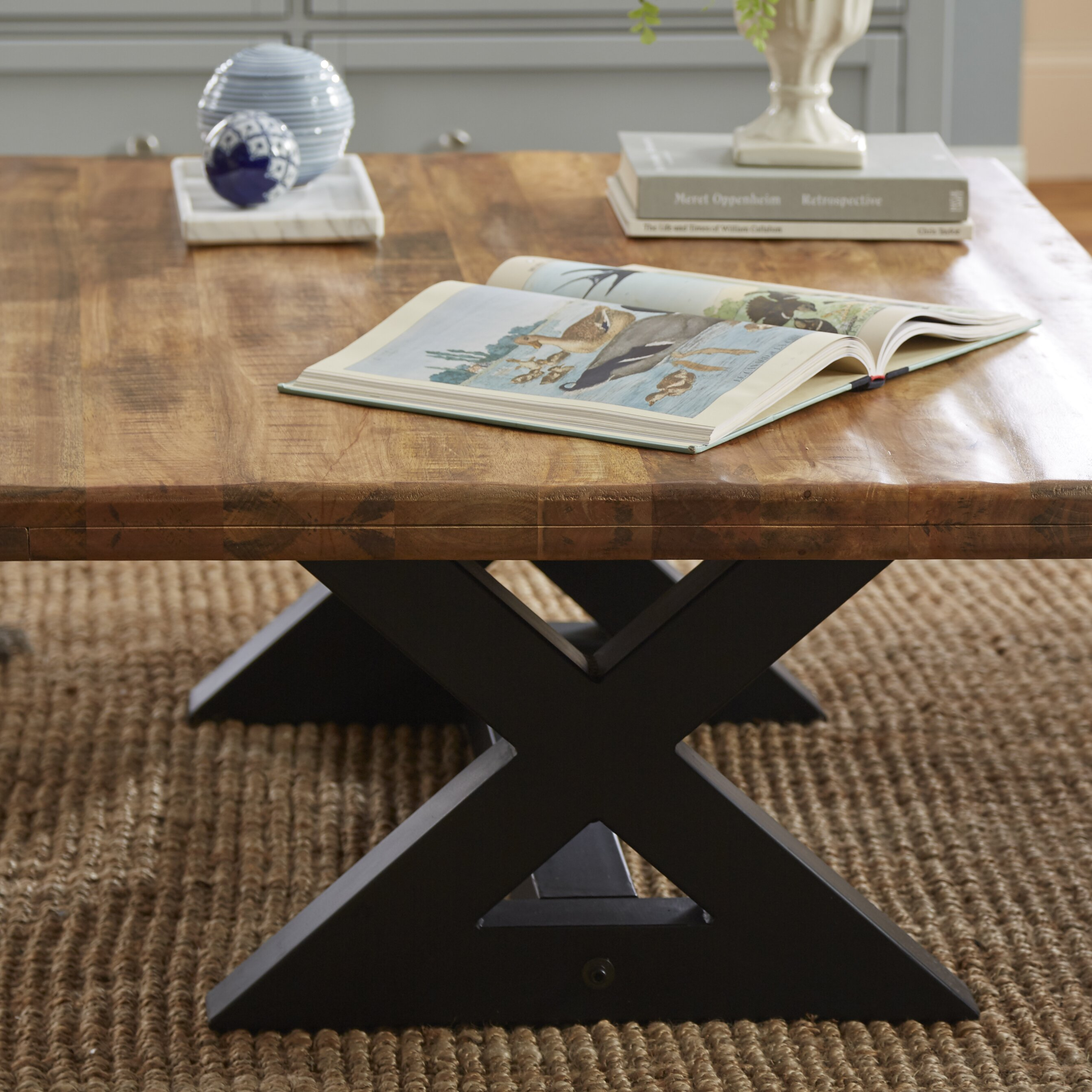 Signature Design by Ashley Wesling Coffee Table amp Reviews  : Wesling Coffee Table T873 1 from www.wayfair.com size 2684 x 2684 jpeg 1077kB