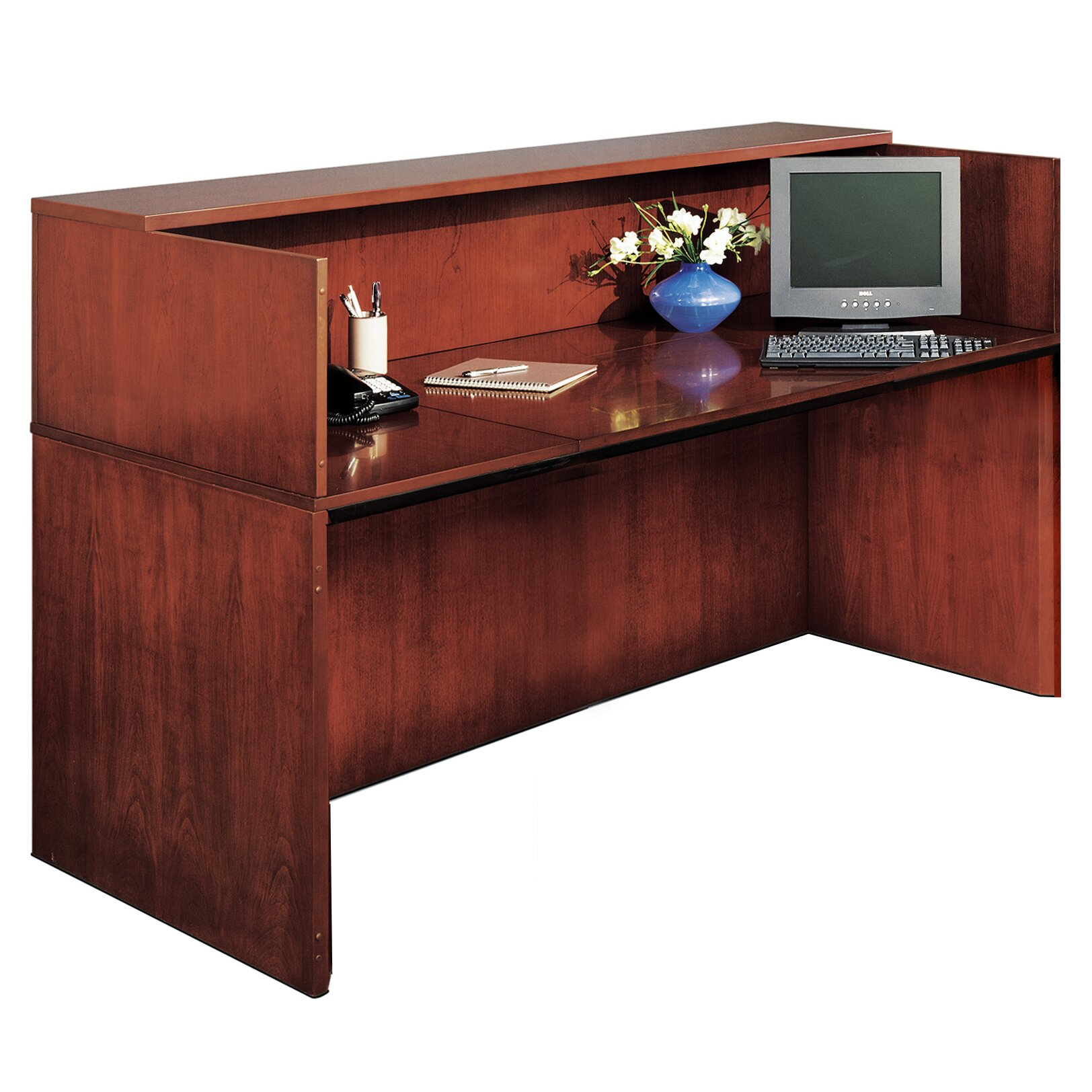Mayline Reception Desk Aberdeen 72 Quot Reception Desk