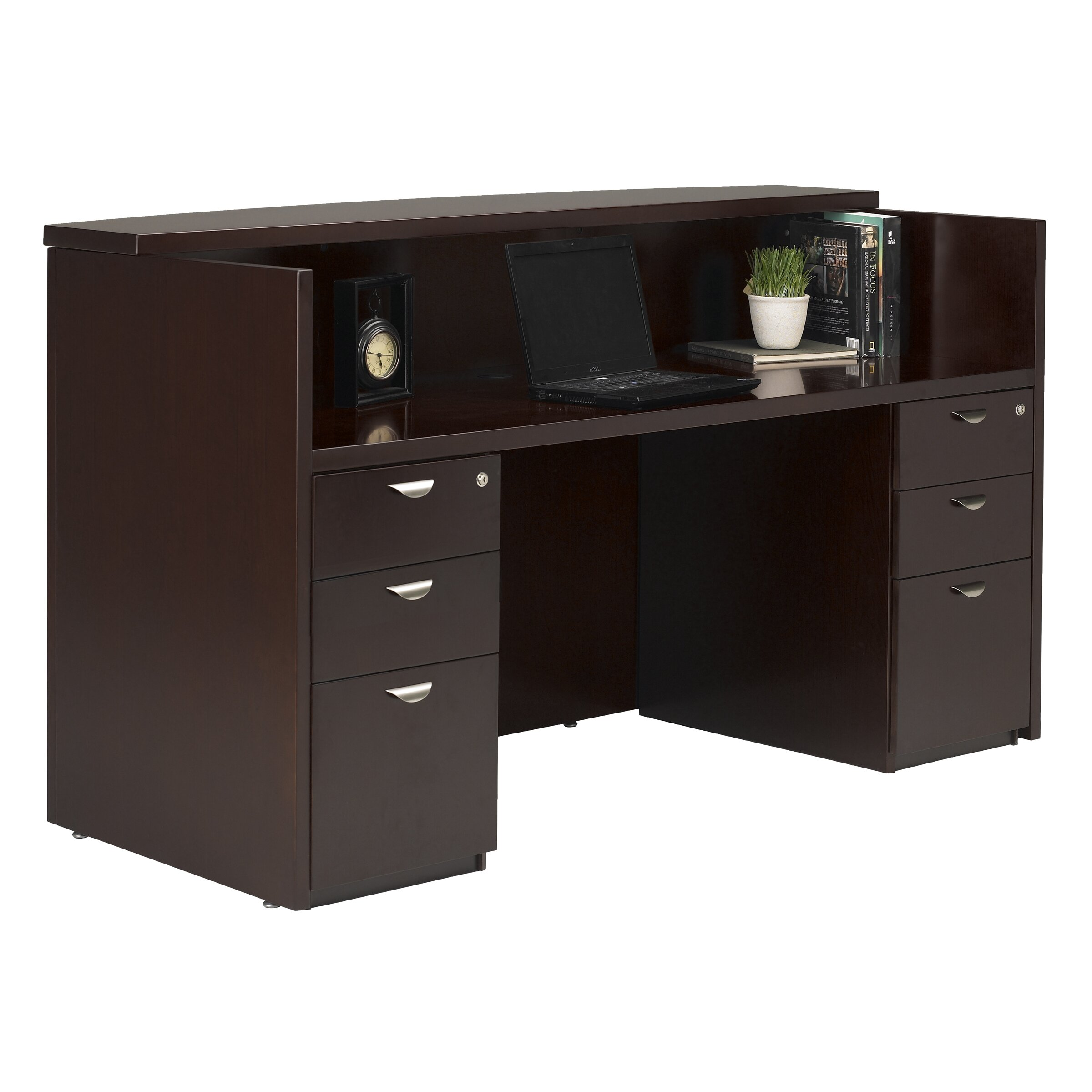 Mayline Reception Desk Aberdeen 72 Quot Reception Desk
