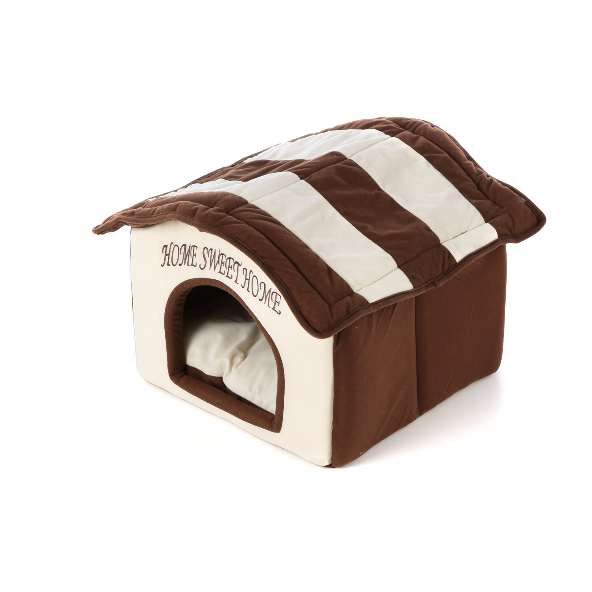Best Pet Supplies Sweet House Dog Dome Amp Reviews Wayfair