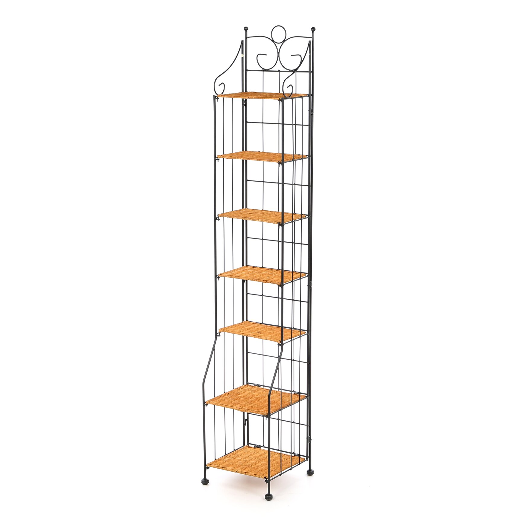Charlton home multimedia storage rack reviews wayfair for Storage charlton