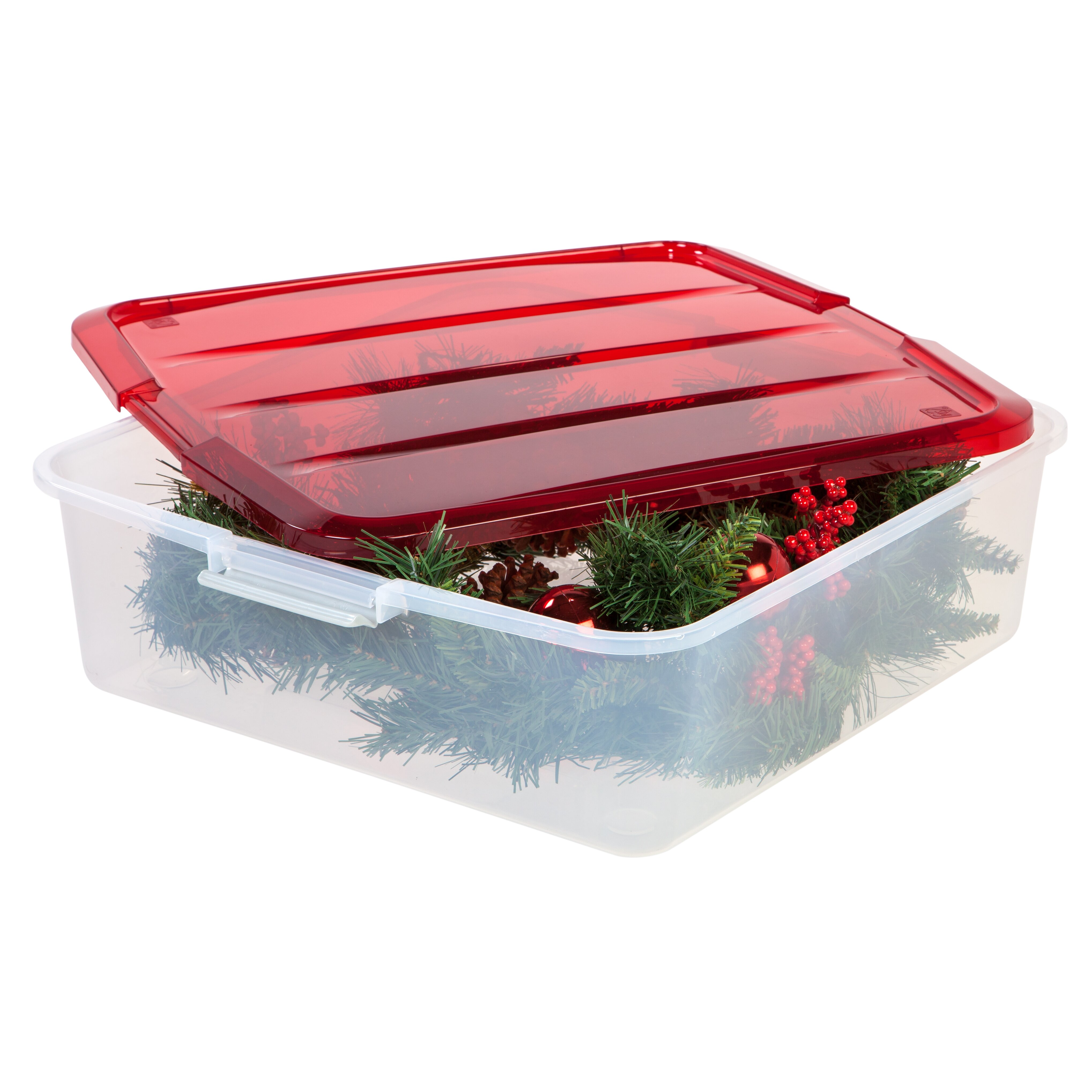 Iris 20 Quot Wreath Storage Box Amp Reviews Wayfair