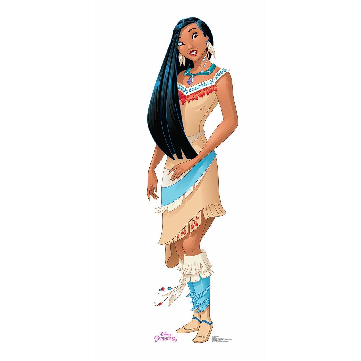 Advanced Graphics Pocahontas Life Size Cardboard Cutout