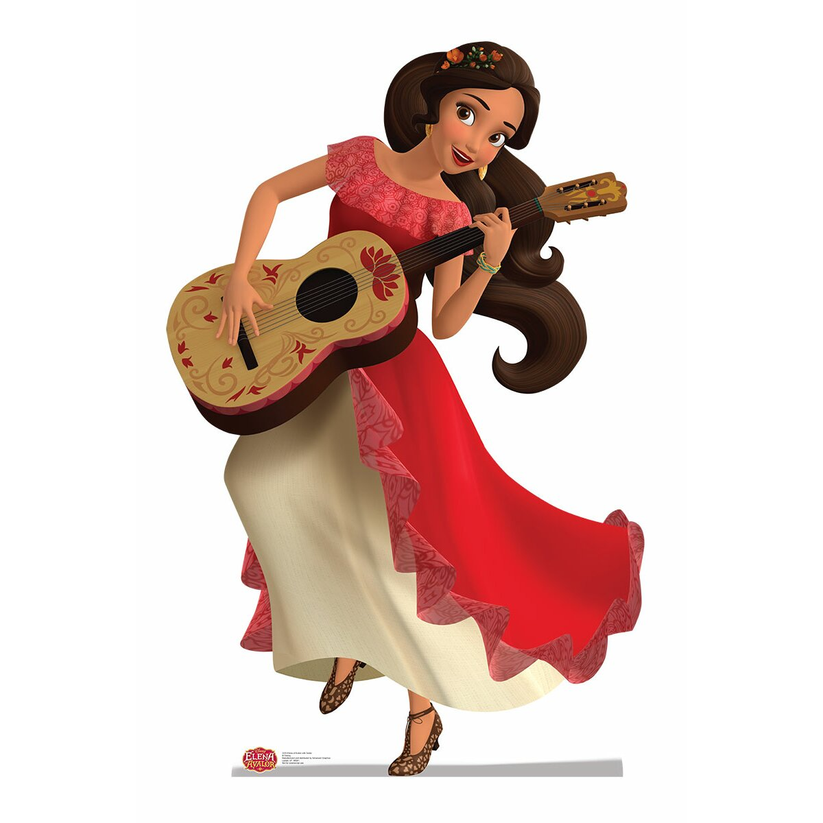 Advanced Graphics Elena of Avalor with Guitar Stand Up  : Elena of Avalor with Guitar Stand Up 2233 from www.wayfair.com size 1200 x 1200 jpeg 168kB