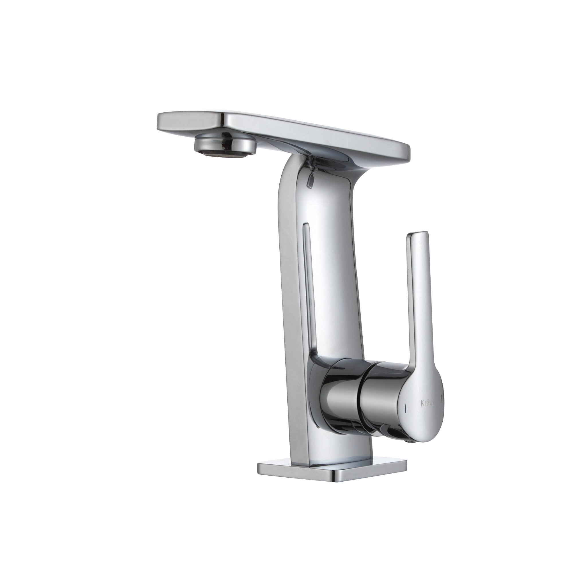 Kraus Faucets Reviews : Kraus Exquisite Single Handle Basin Faucet & Reviews Wayfair