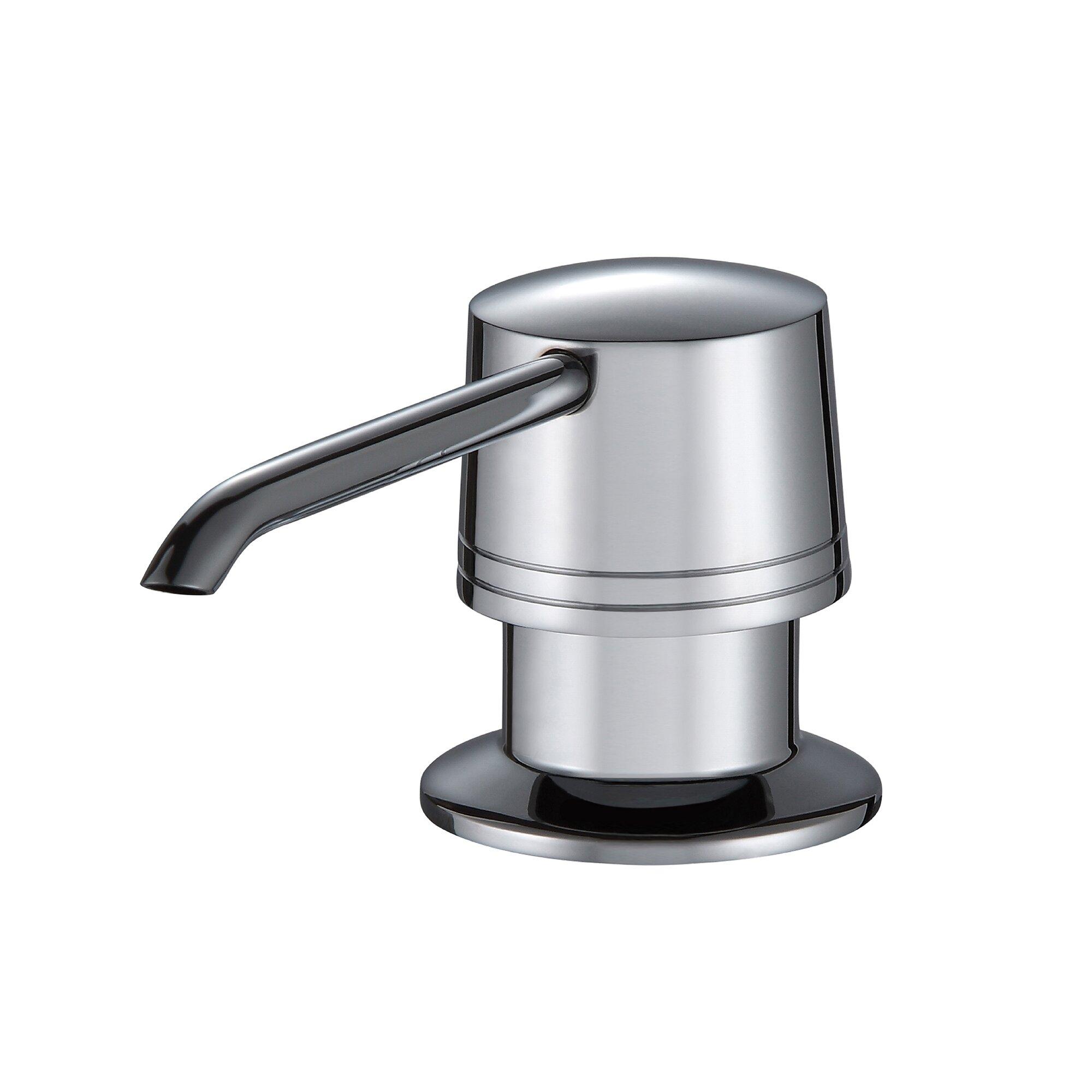 Kraus 30 X 18 Undermount Kitchen Sink With Faucet And Soap Dispenser Ii Reviews Wayfair