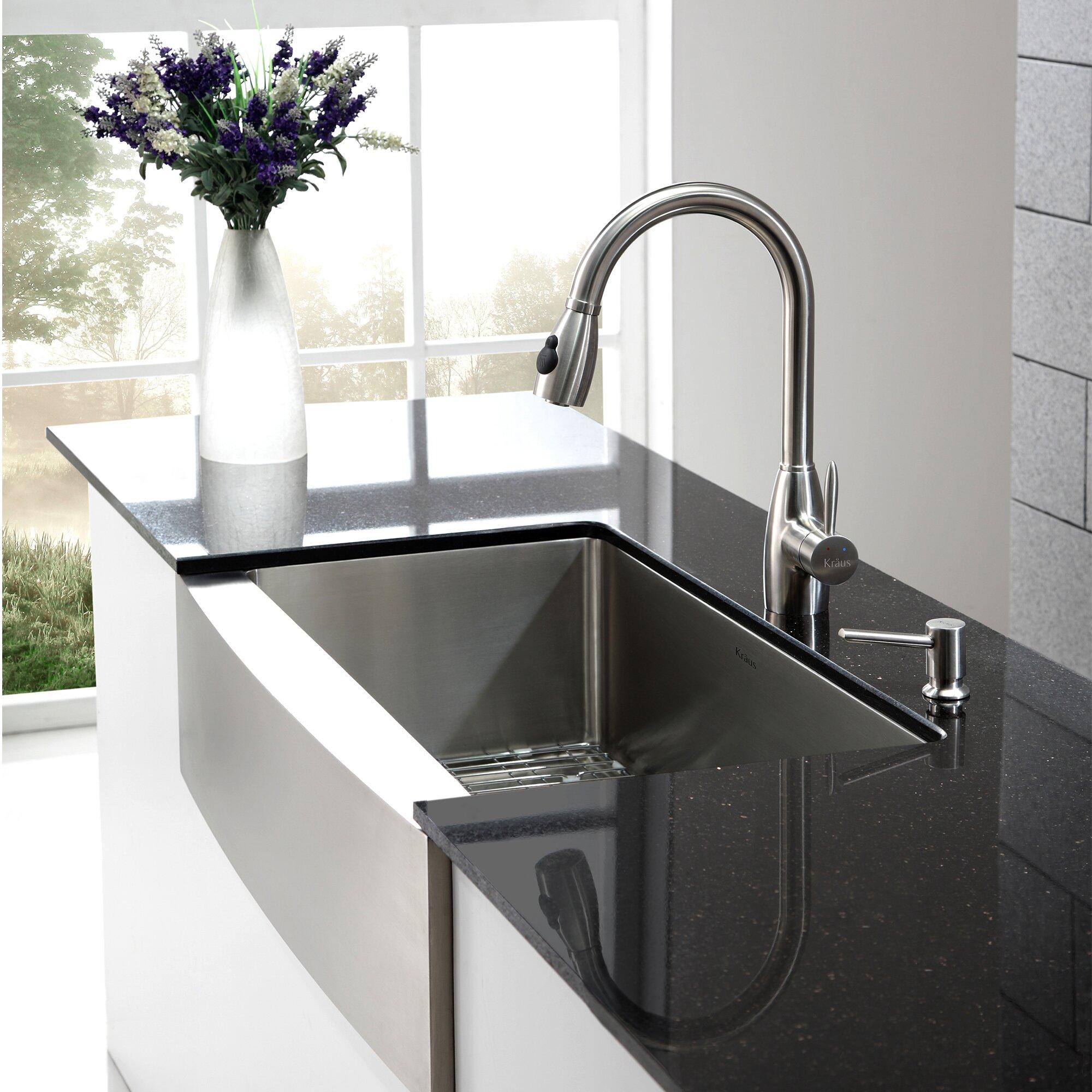 Kraus Kitchen Sink Reviews : Kraus 35.88